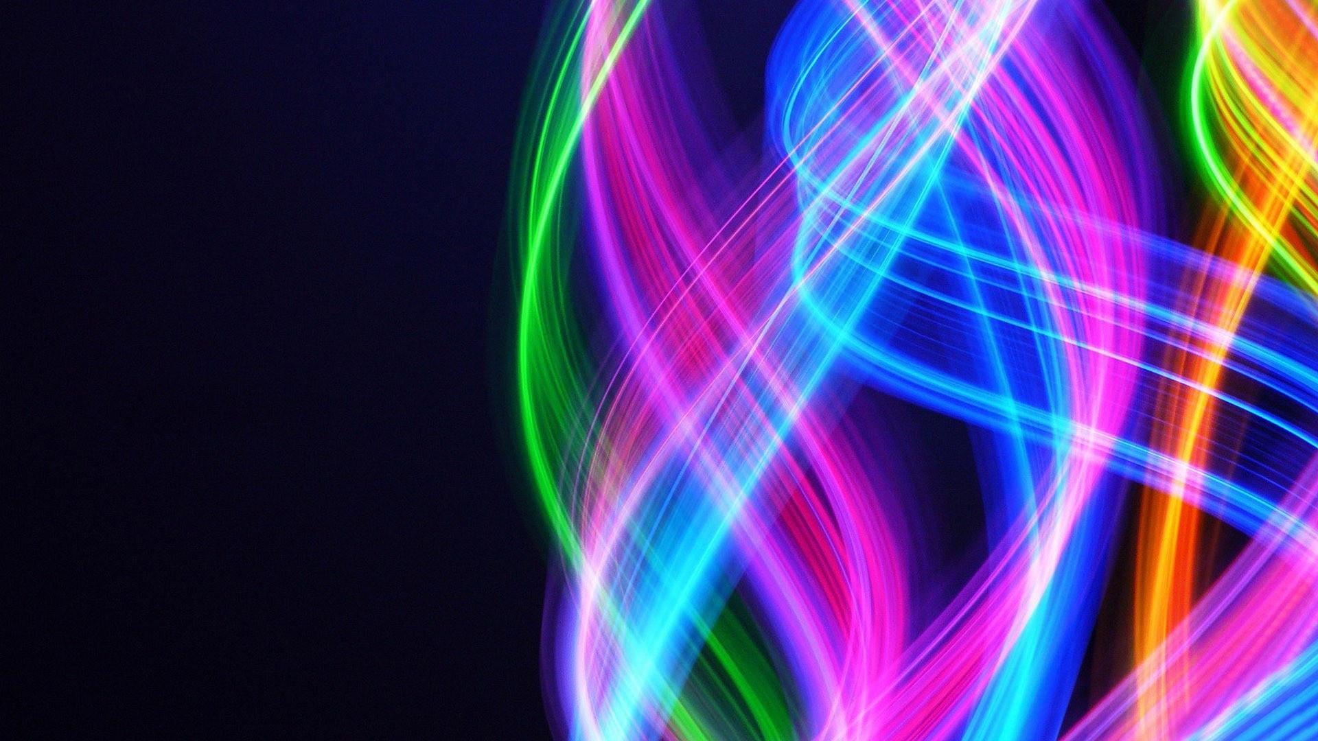 Blue Neon Background wallpaper 157638