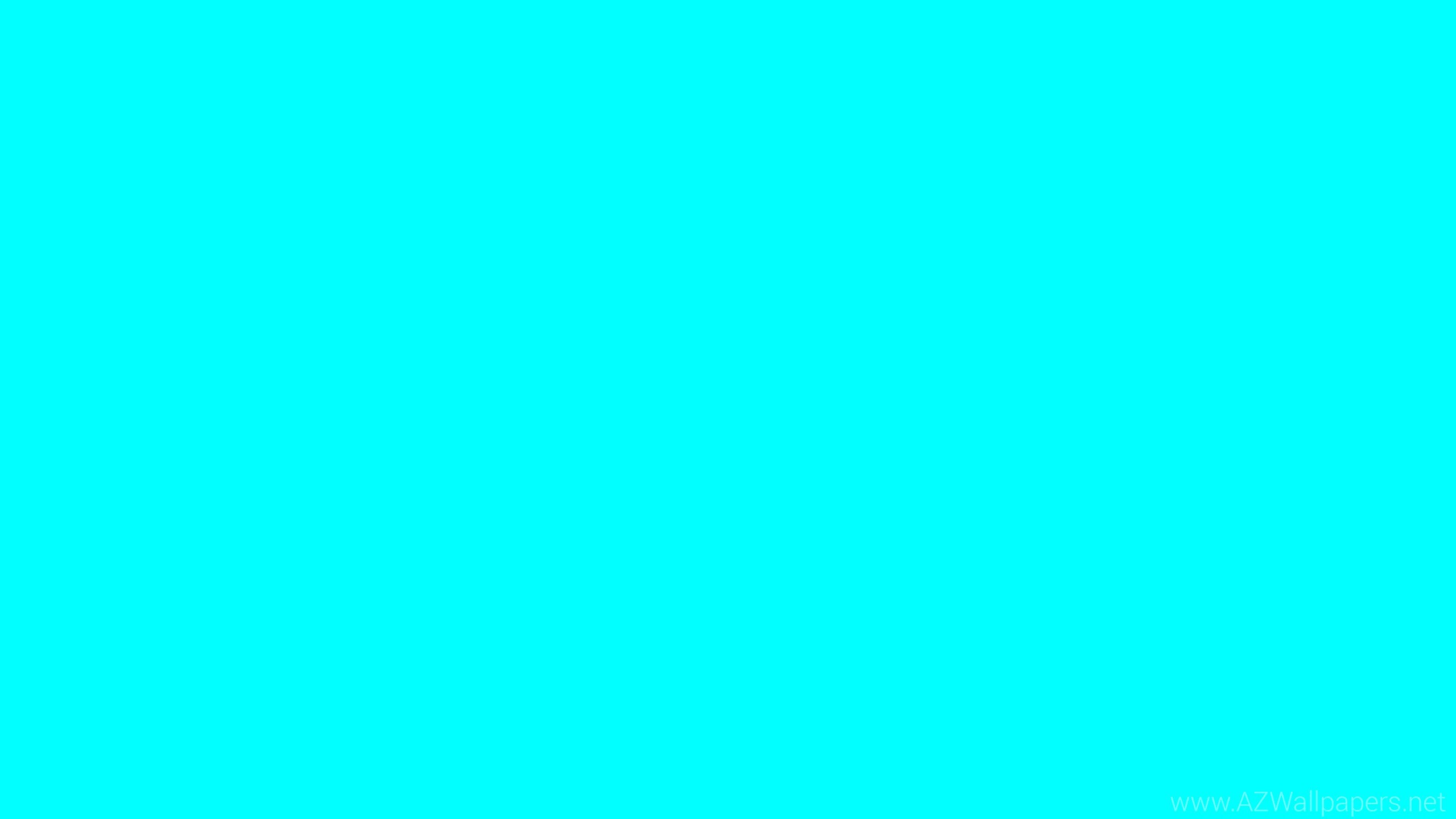 Cyan Solid Color Backgrounds