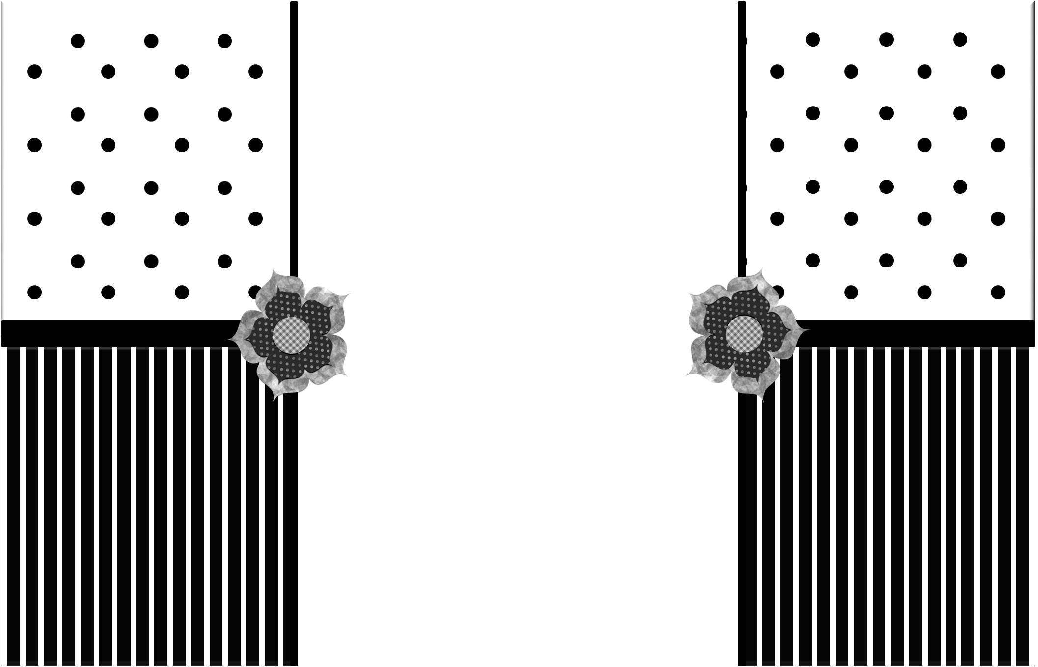 Black And White Polka Dot Wallpaper – Wallpapers HD Fine