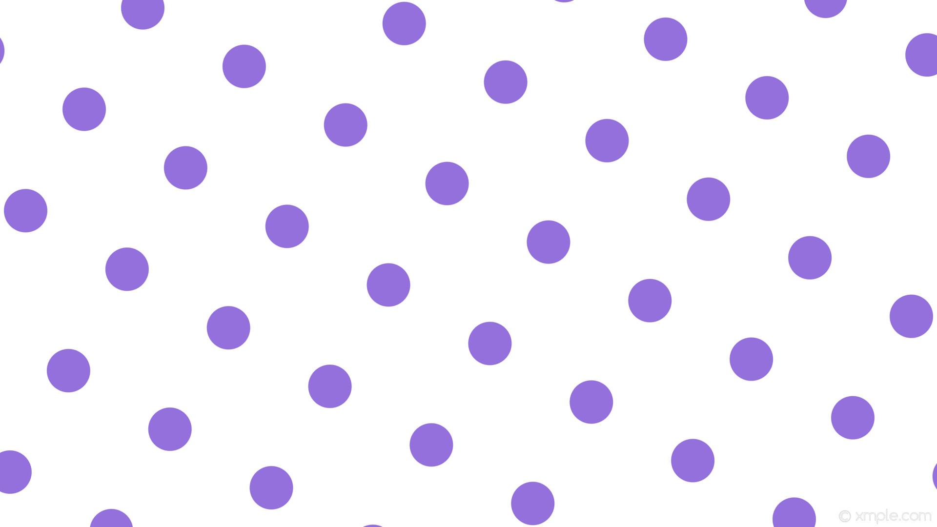 wallpaper white polka dots purple spots medium purple #ffffff #9370db 150°  89px 240px