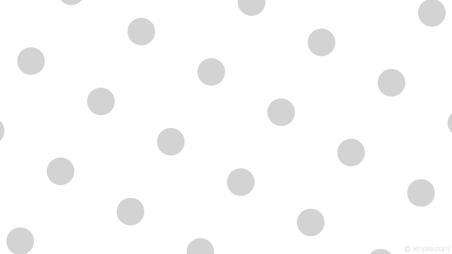 wallpaper grey polka dots spots white light gray #ffffff #d3d3d3 330° 117px  343px