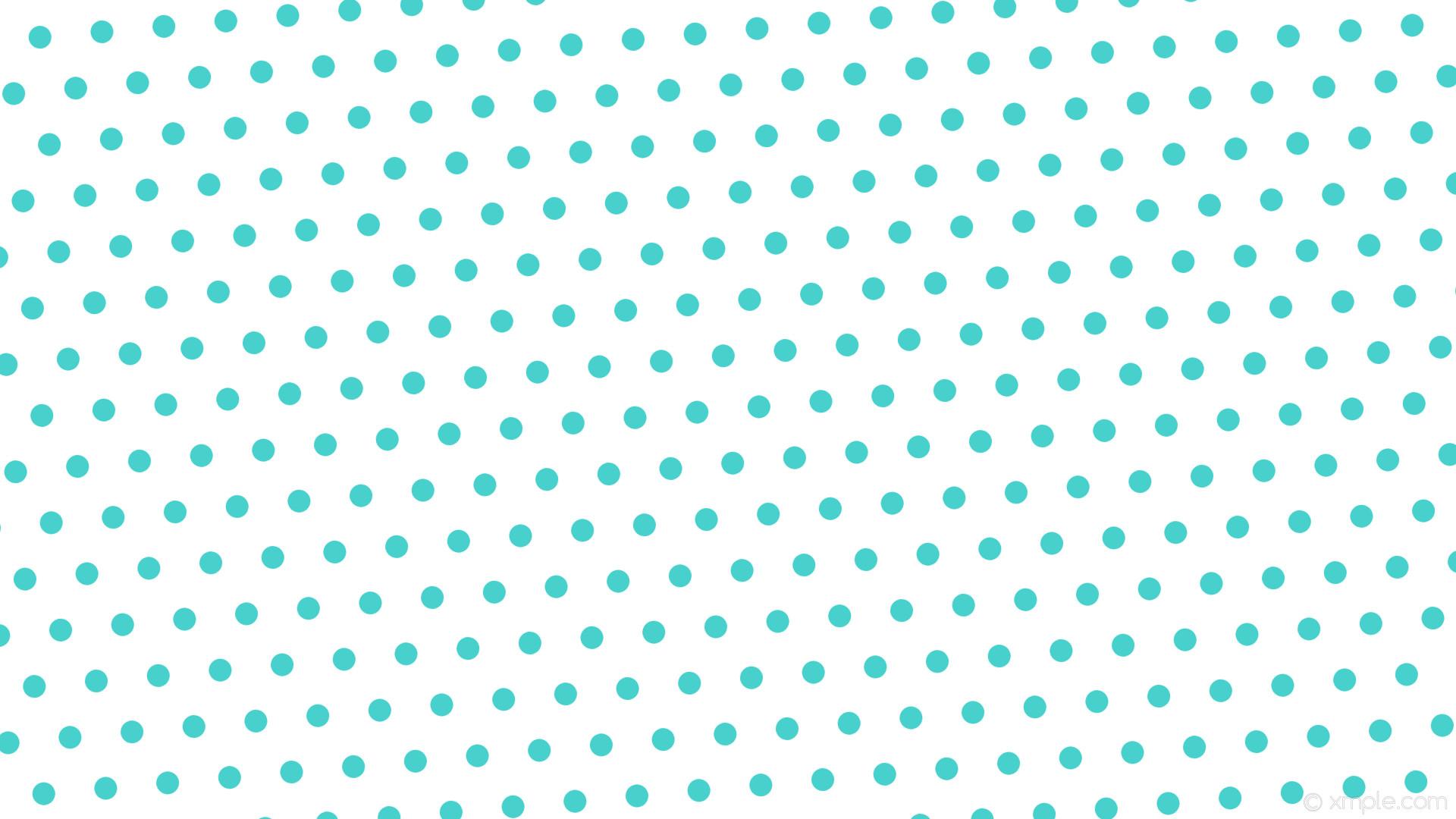 wallpaper white polka dots hexagon blue medium turquoise #ffffff #48d1cc  diagonal 5° 30px
