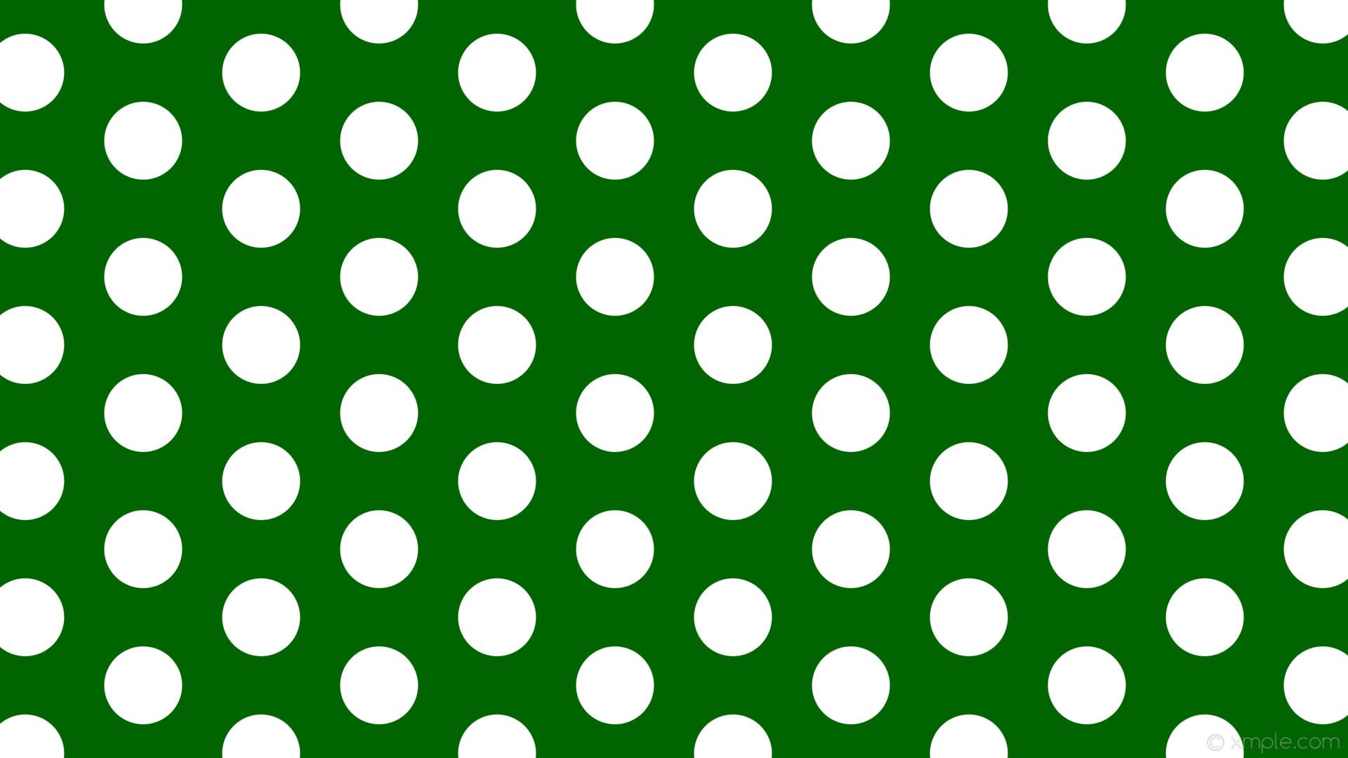 wallpaper white polka dots hexagon green dark green #006400 #ffffff  diagonal 30° 111px