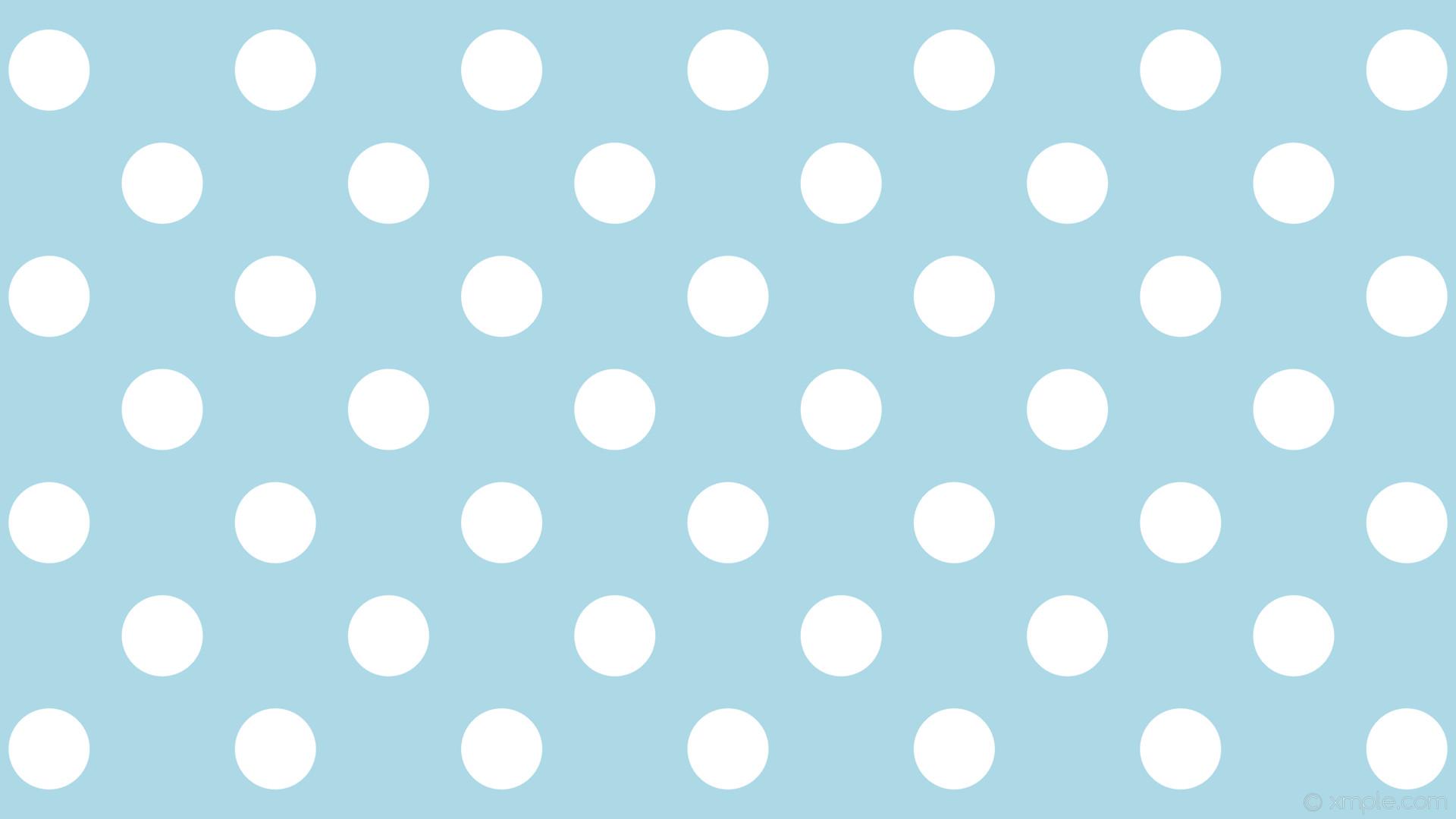 wallpaper white spots blue polka dots light blue #add8e6 #ffffff 45° 107px  211px