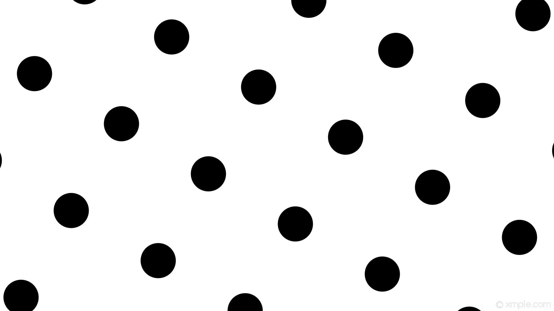 wallpaper dots white polka black spots #ffffff #000000 150° 122px 348px
