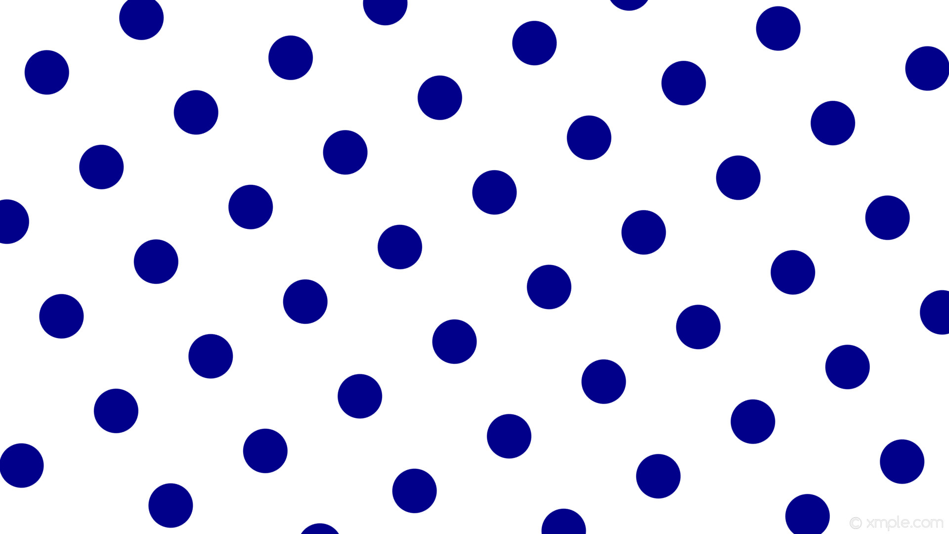 wallpaper blue polka dots spots white dark blue #ffffff #00008b 210° 90px  221px