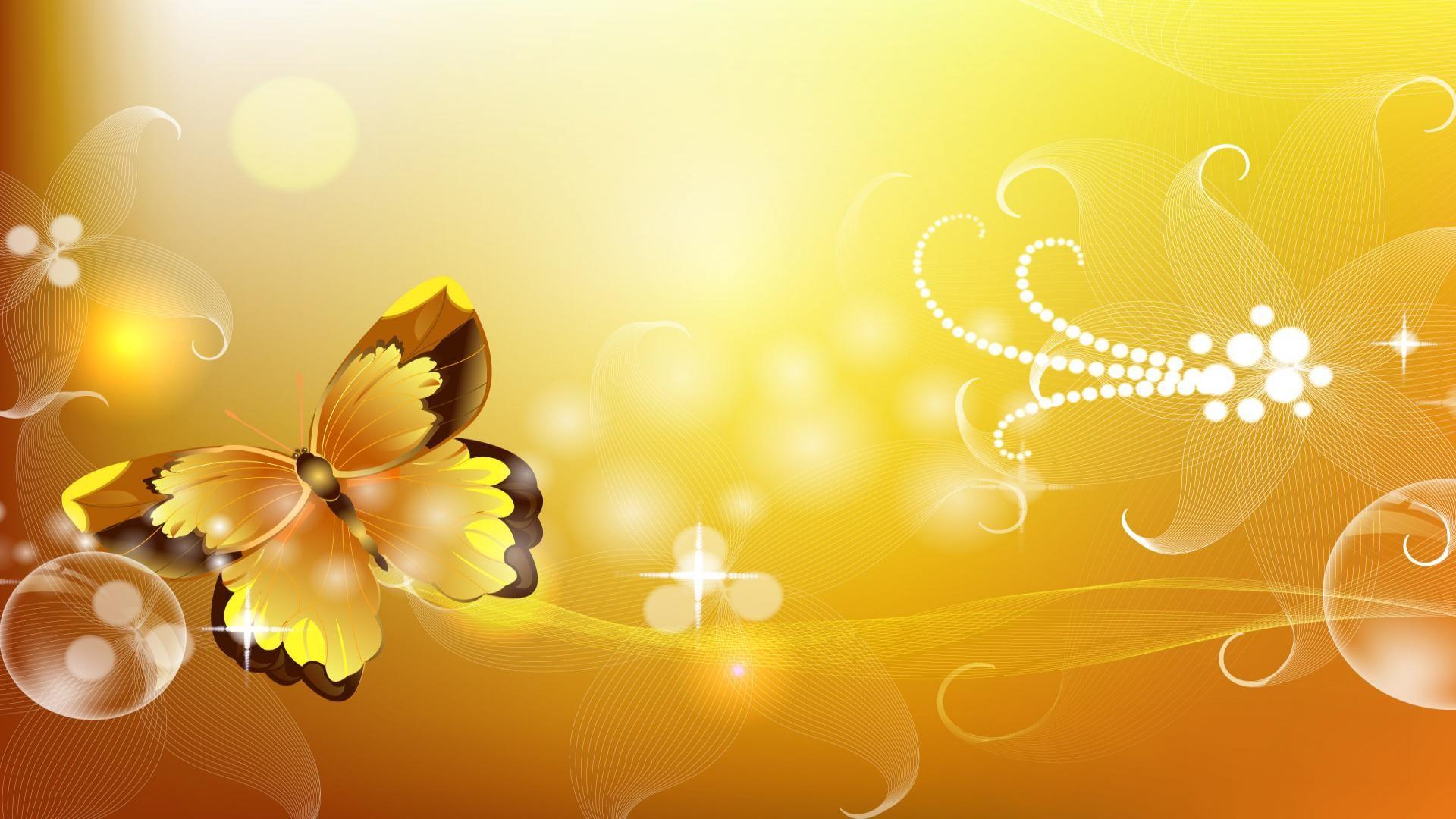 Yellow Desktop Backgrounds