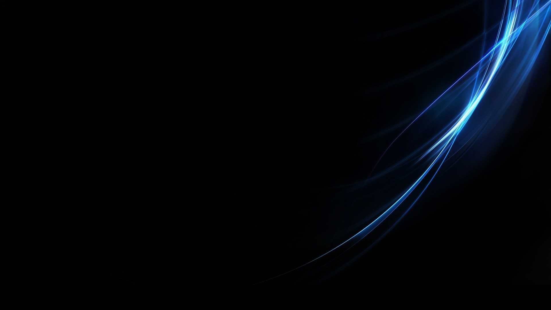 abstract blue black minimalistic wallpaper background