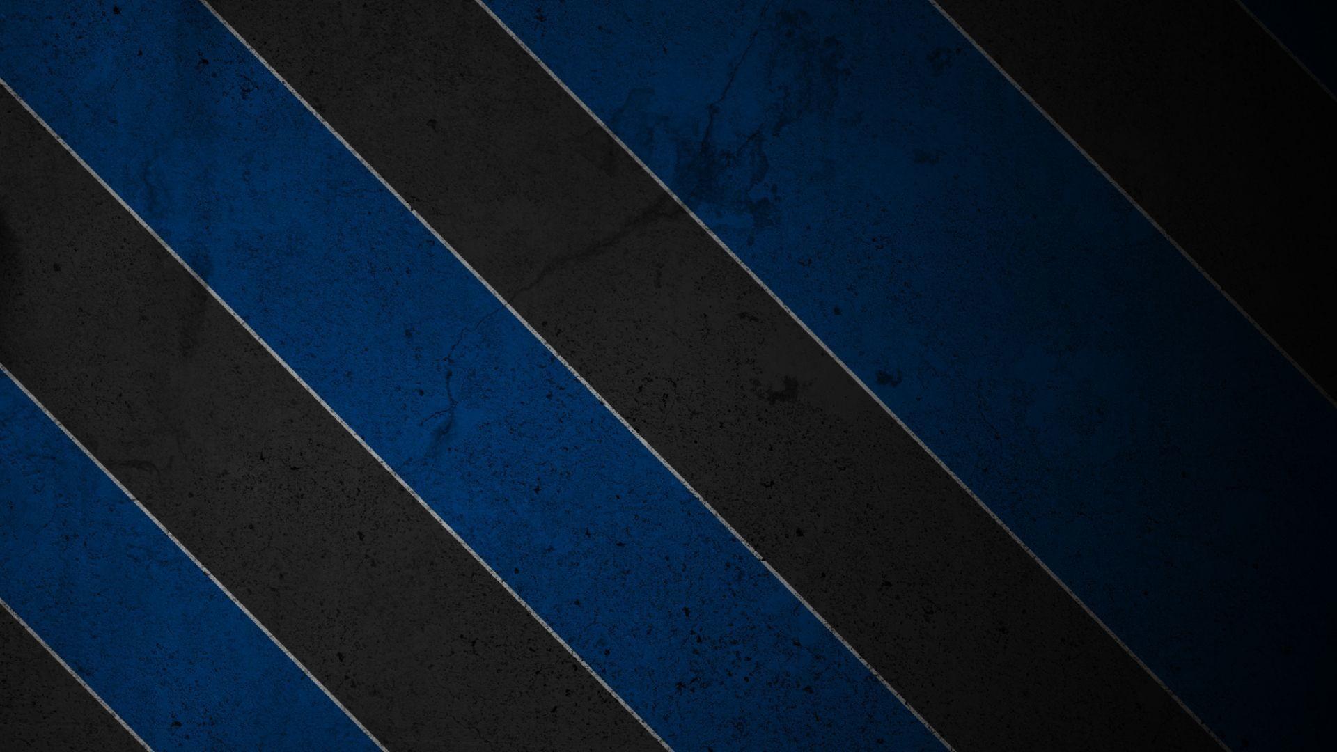 Black and blue stripes wallpaper #18553
