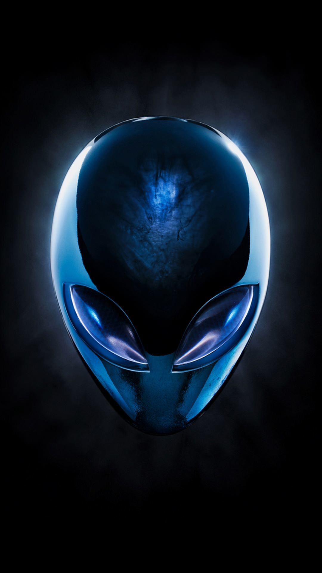 Cool Gray Black Blue Android SmartPhone Wallpaper