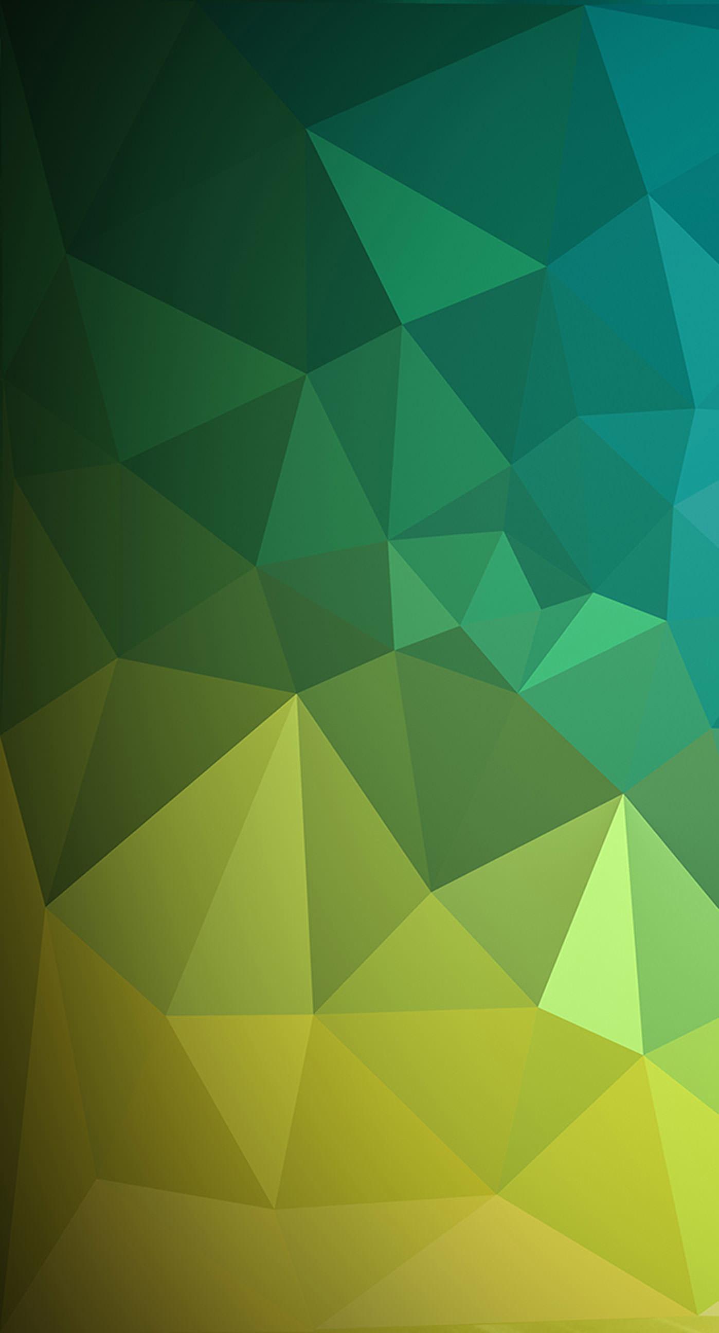 Acoolgreenpatternyellow. iPhone 7 Plus wallpaper