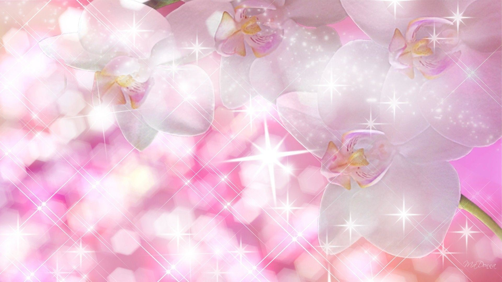 Wallpaper: Wallpapers For Gt Pink Sparkle Wallpaper, White Sparkle .