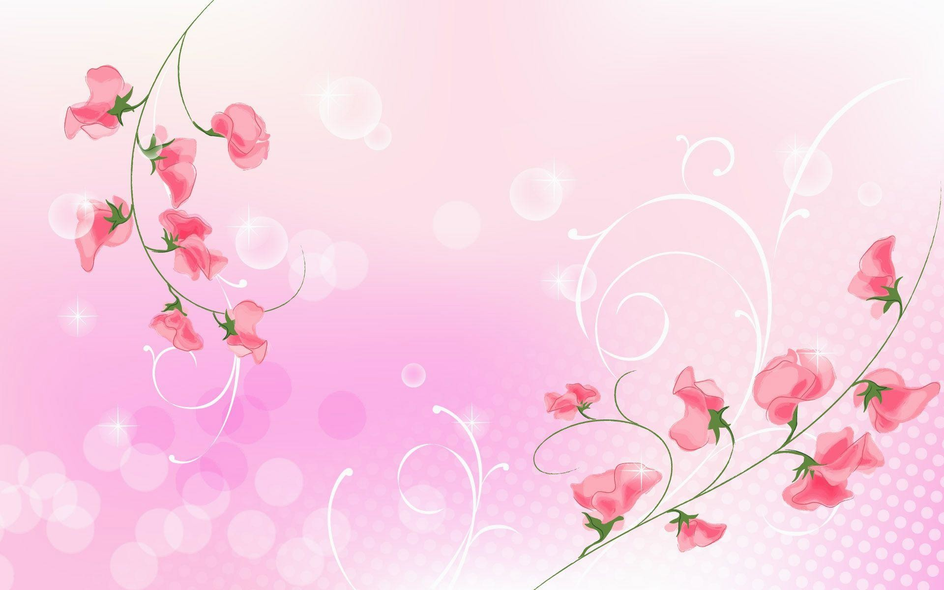 Pink-Simple-Light-Background