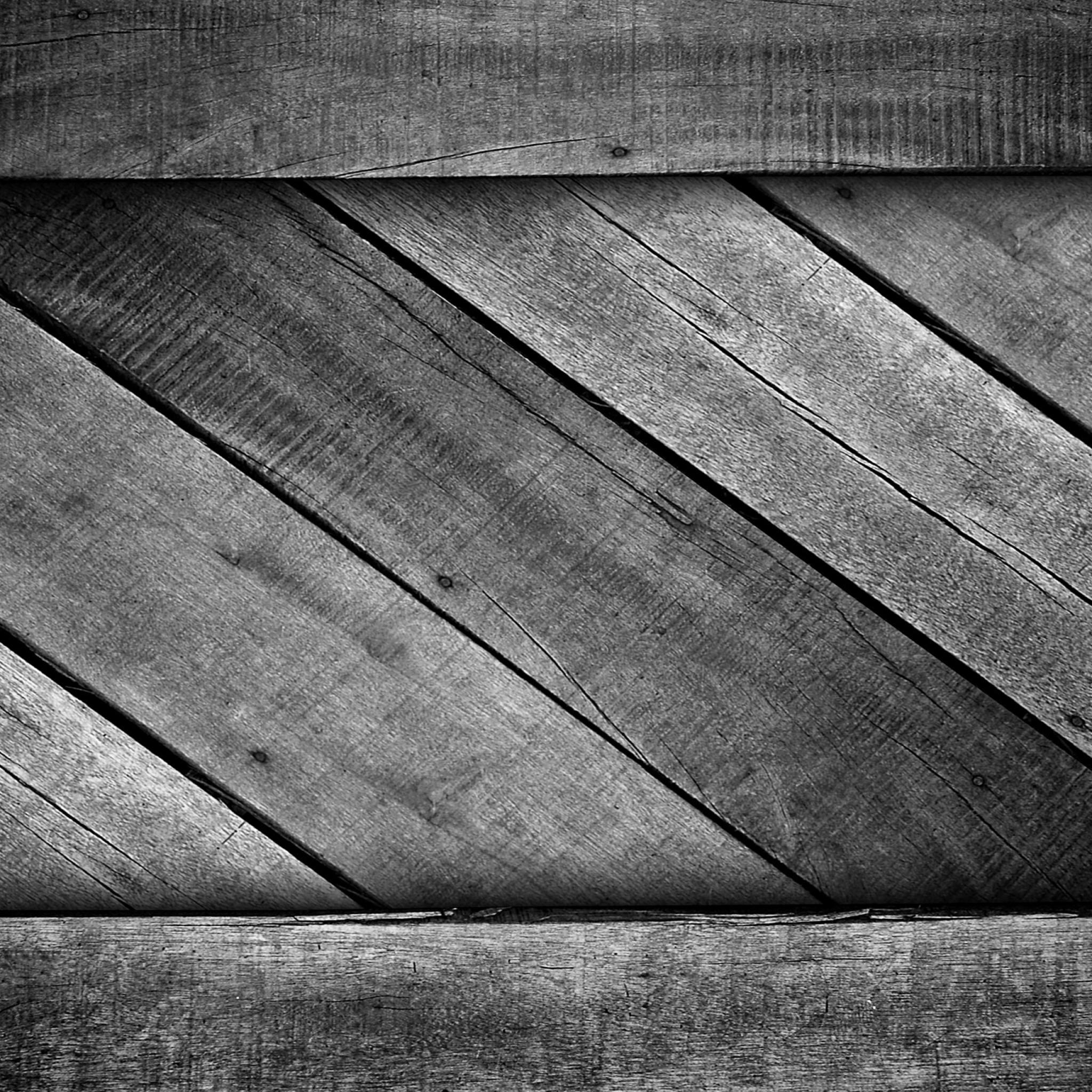 Wallpaper wood, shape, black white