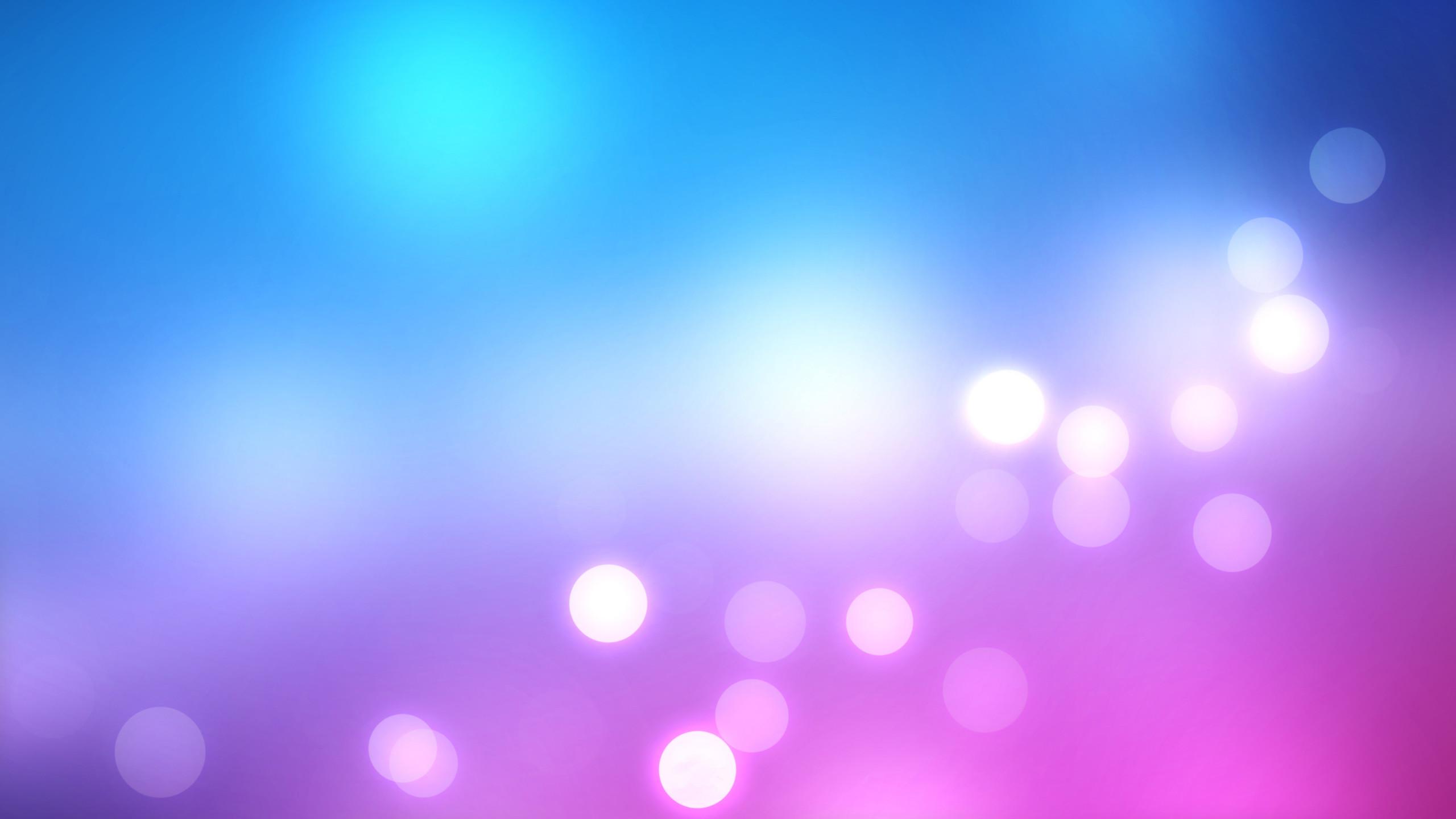 purple, wallpapers, blue, lights, bokeh, wallpaper, desktop