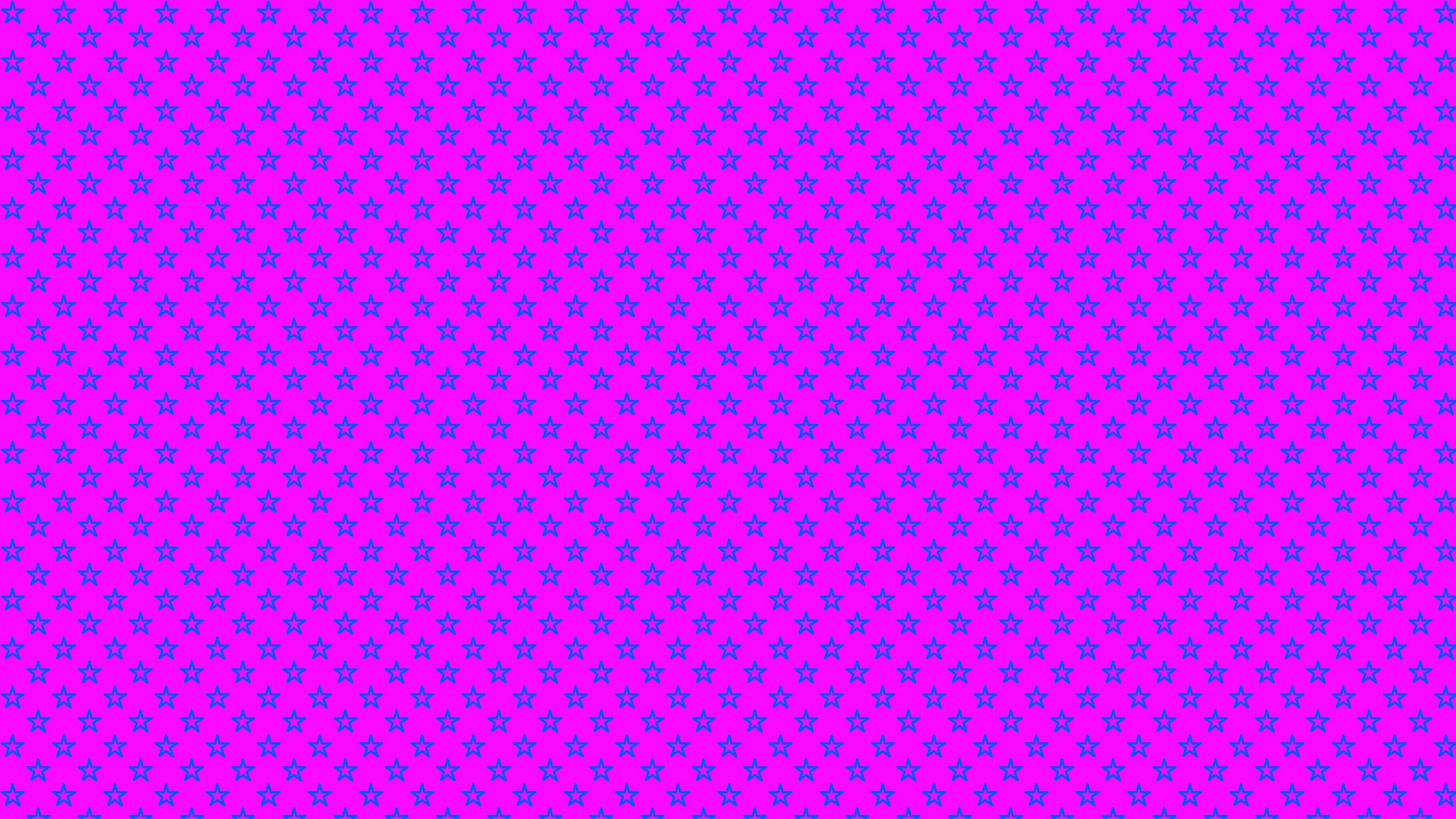 Pink Purple Stars Desktop Wallpaper