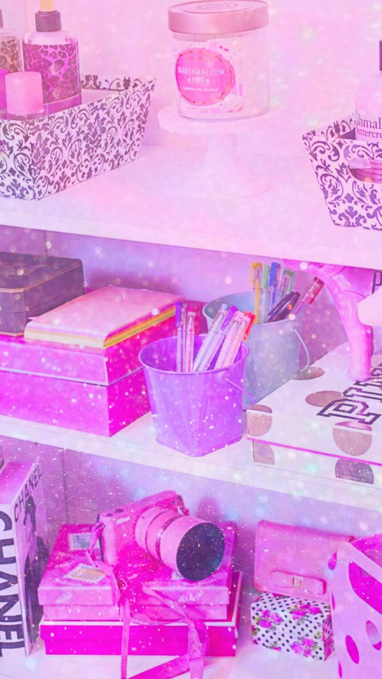 stationery, wallpaper, pink, purple, camera, HD, iphone