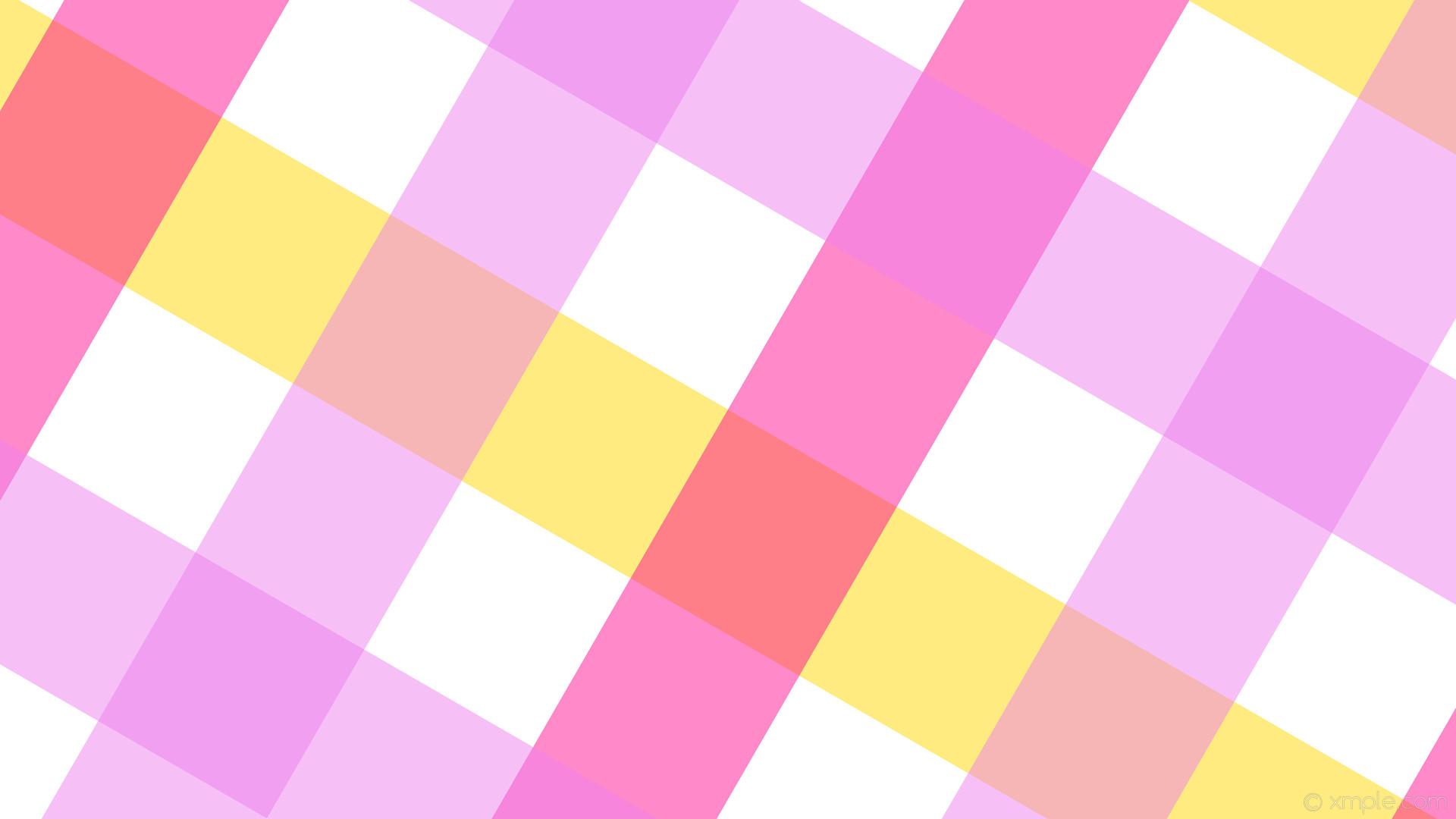 wallpaper pink yellow striped gingham white quad purple gold deep pink  violet #ffffff #ffd700