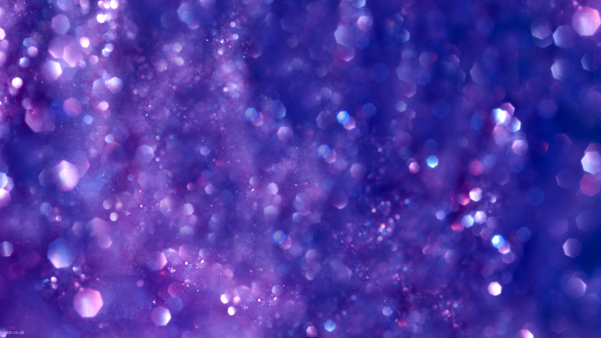 purple glitter Desktop Wallpaper | iskin.co.uk