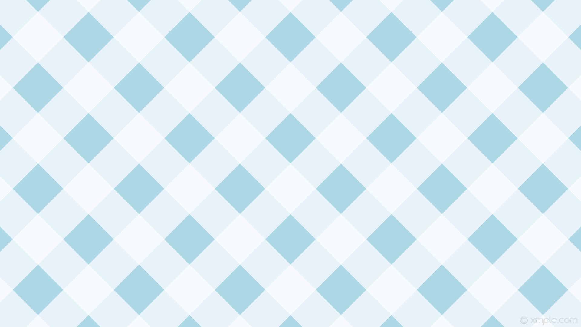 wallpaper striped blue checker white gingham light blue #add8e6 #ffffff  315° 118px
