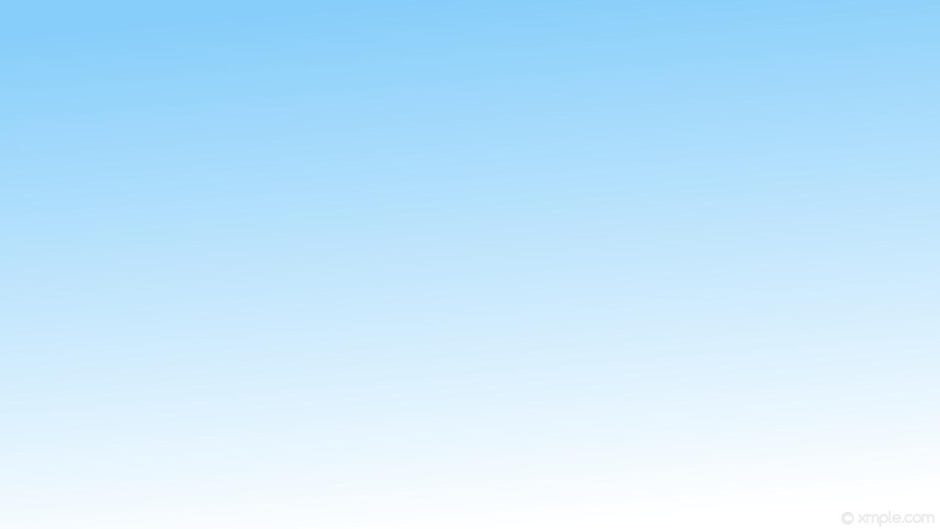 wallpaper blue gradient white linear light sky blue #87cefa #ffffff 105°