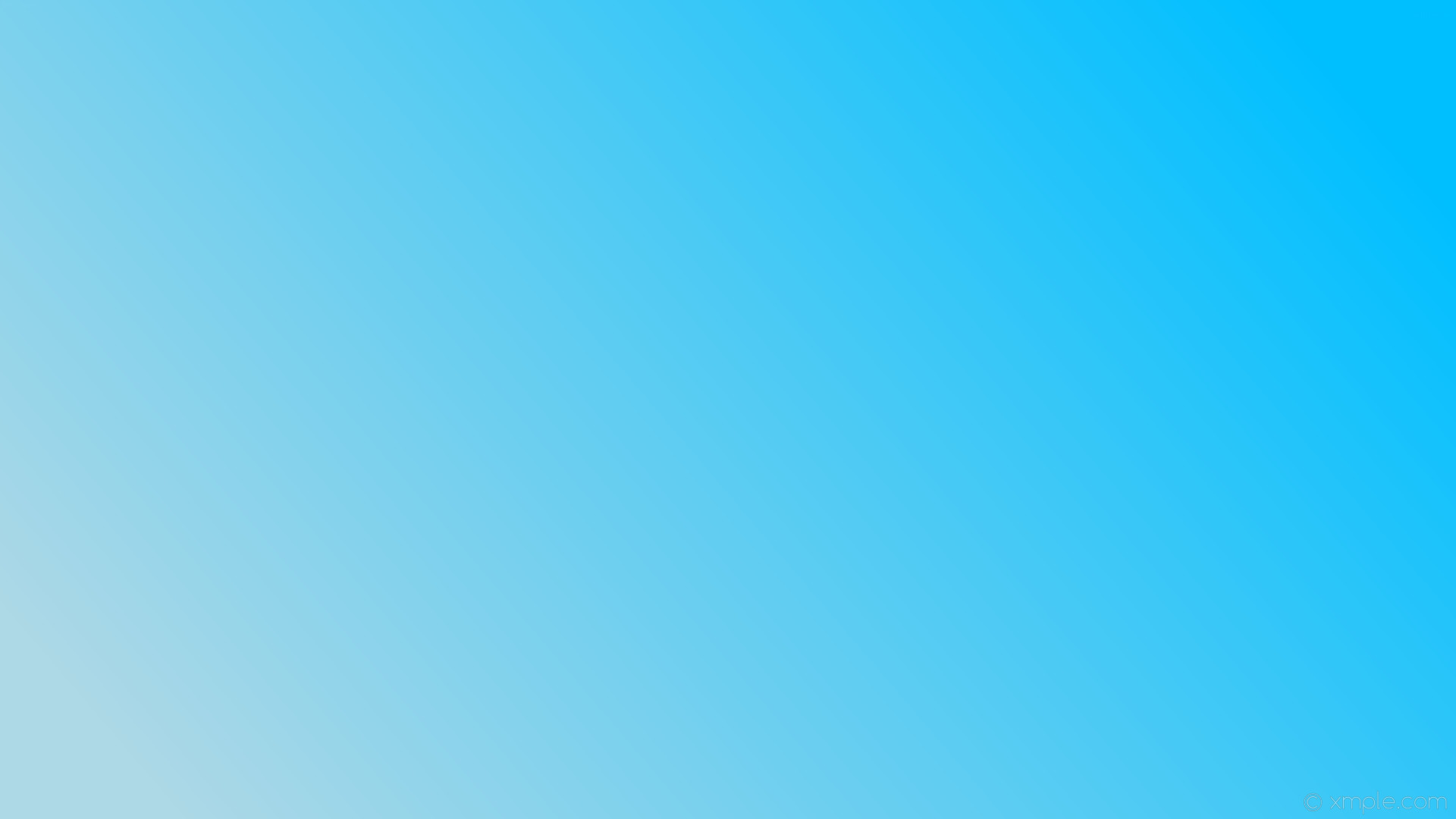 wallpaper linear blue gradient light blue deep sky blue #add8e6 #00bfff 195°