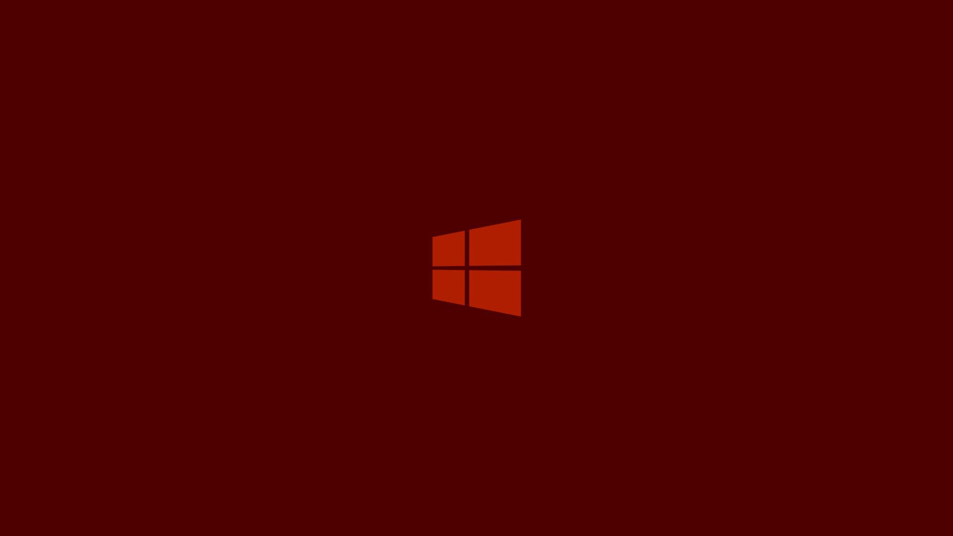 Red Black Windows Wallpaper Pinterest 검정색