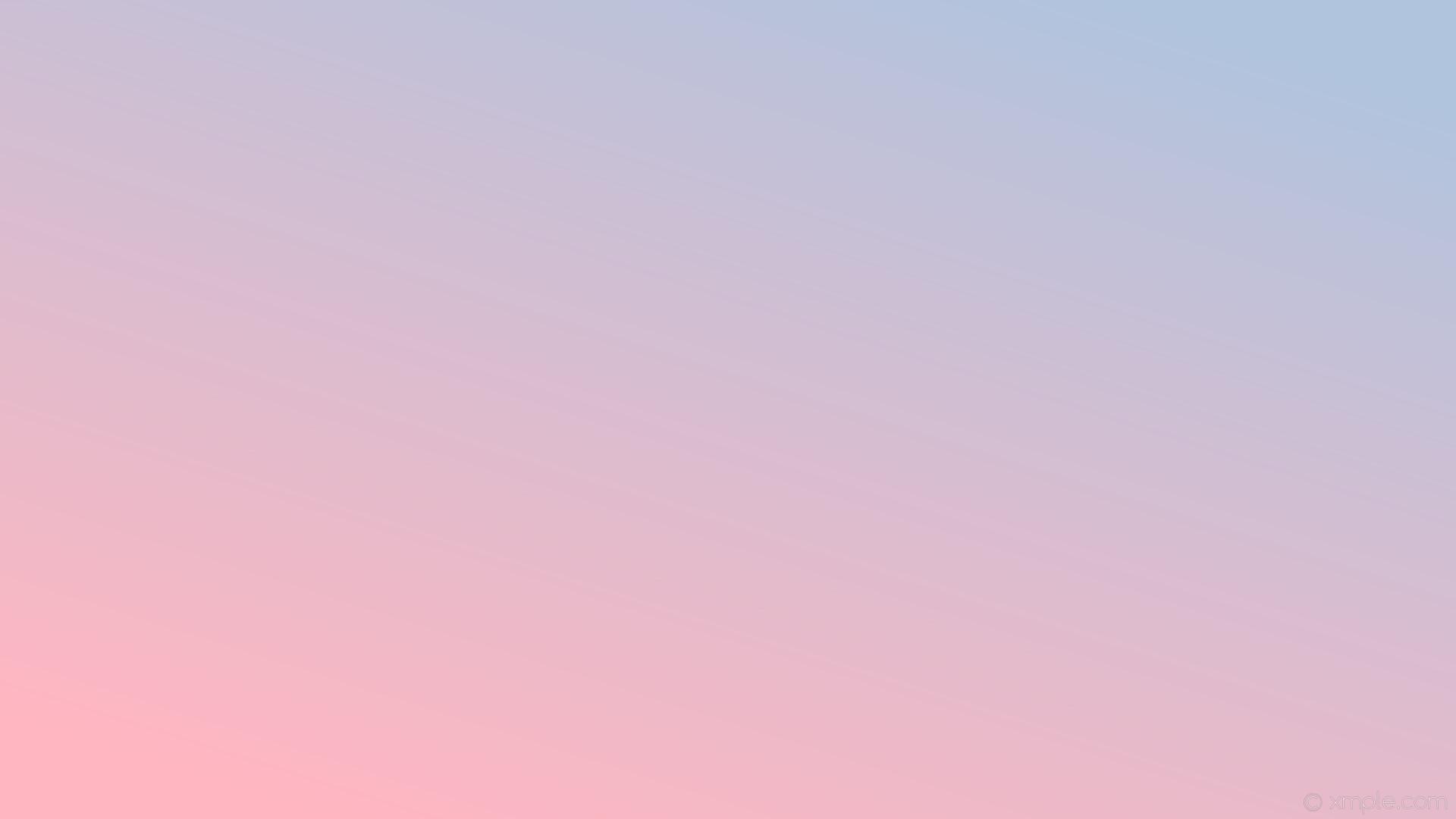 wallpaper blue pink gradient linear light pink light steel blue #ffb6c1  #b0c4de 225°