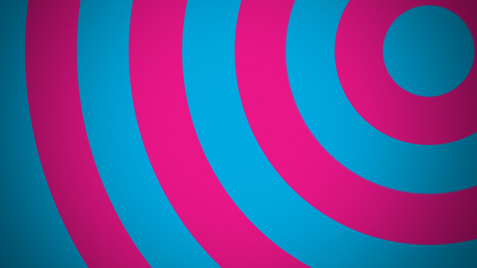 circle wallpaper blue pink background hd desktop wallpapers
