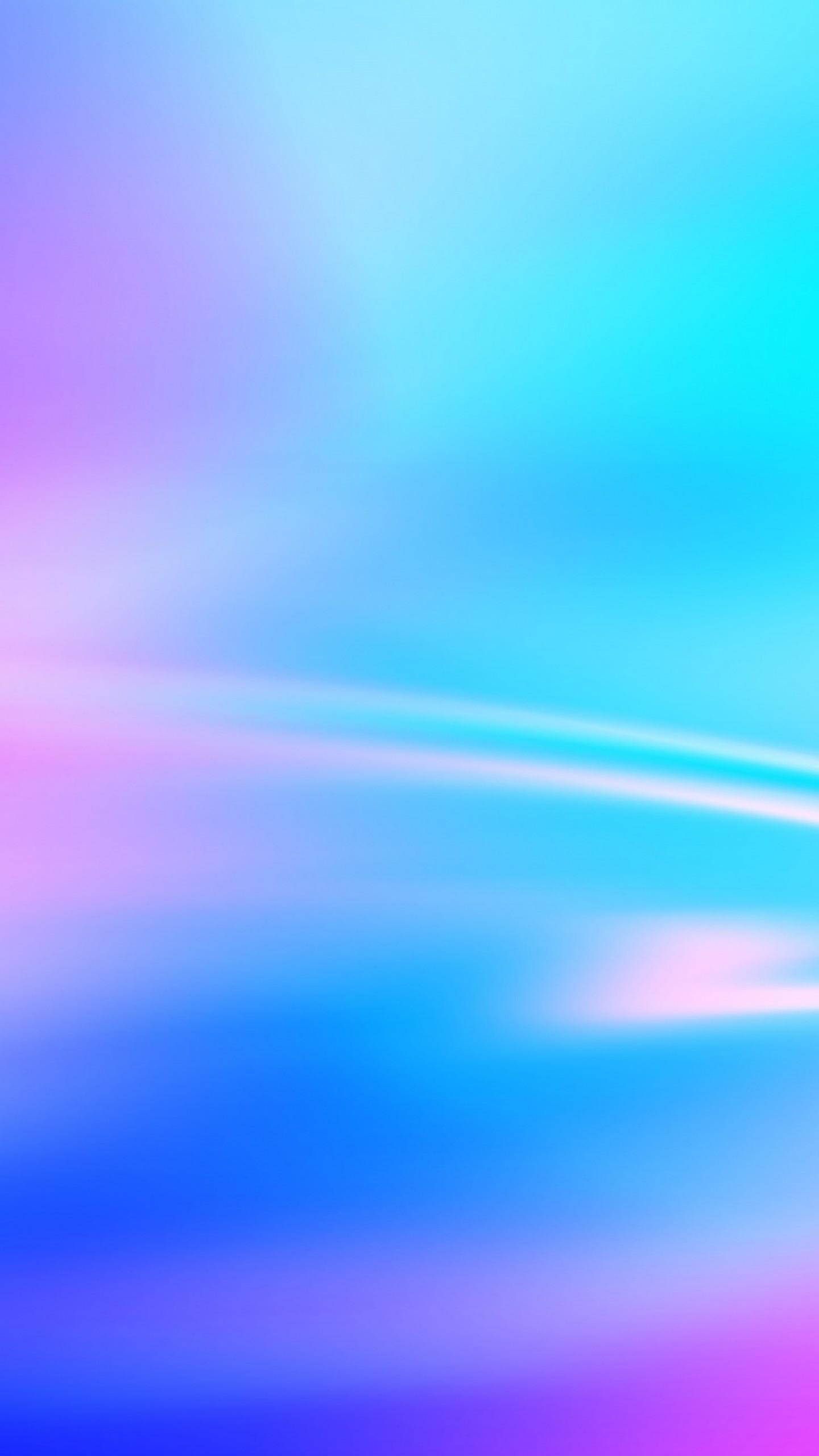 Wallpaper lines, light, blue, pink