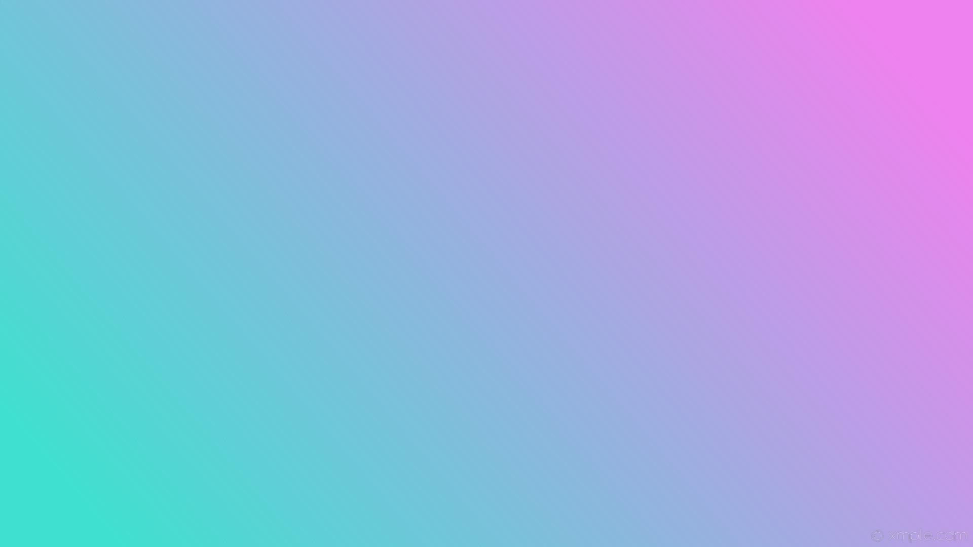 wallpaper blue purple linear gradient violet turquoise #ee82ee #40e0d0 15°