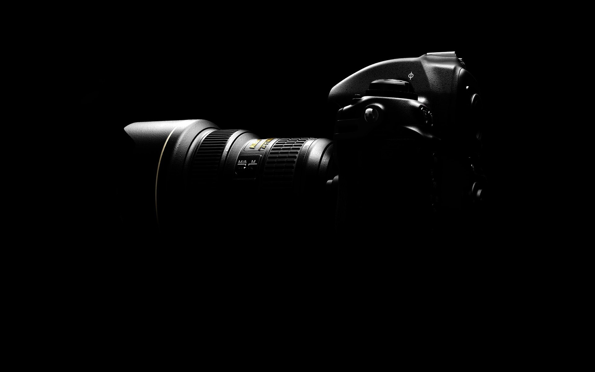 Black Wallpaper Screen Saver Photography