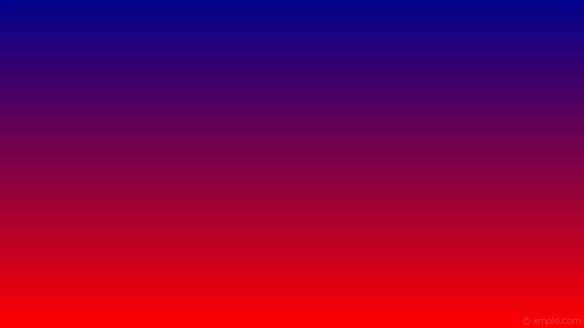 wallpaper blue red gradient linear dark blue #00008b #ff0000 90°