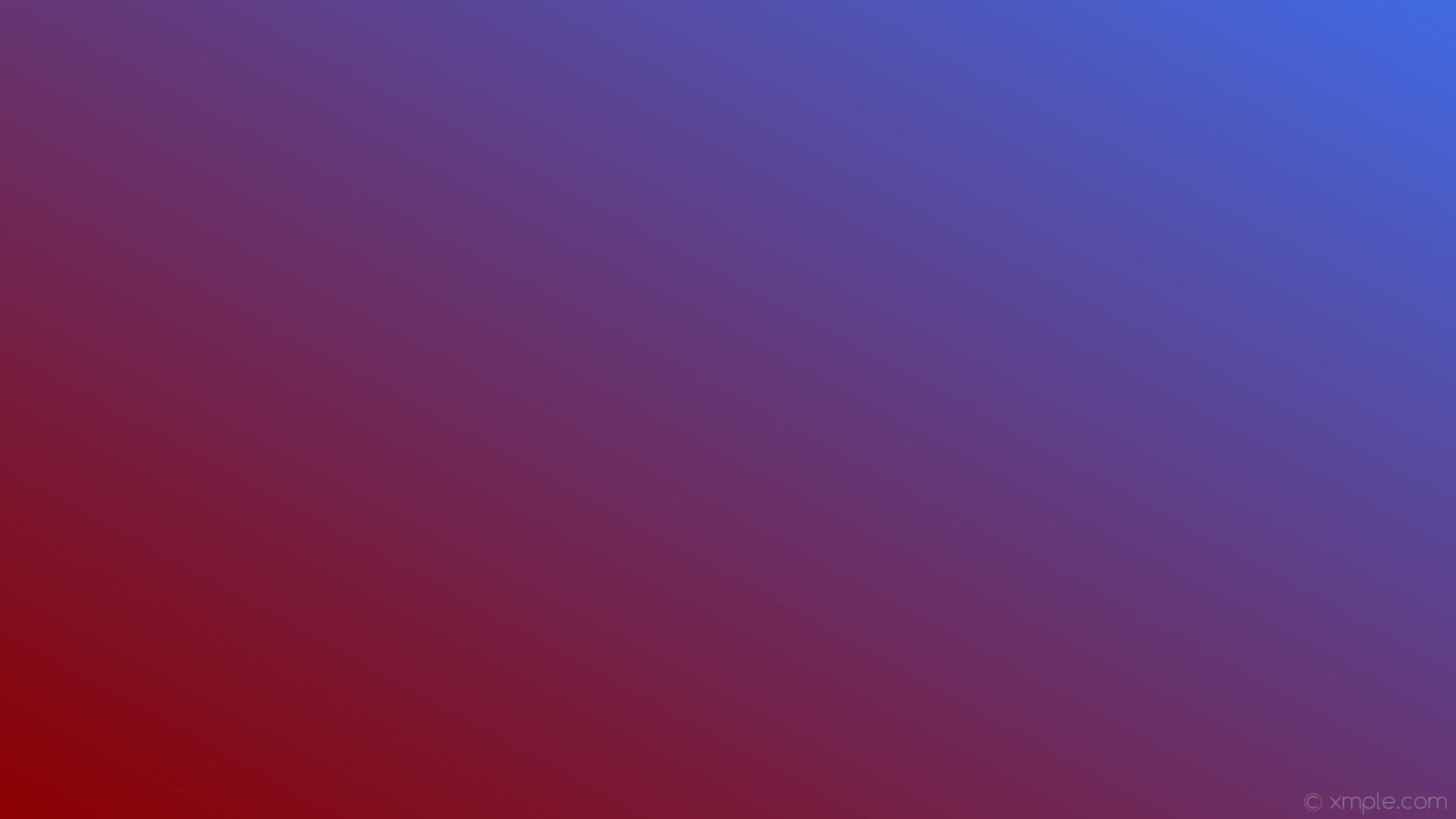 wallpaper gradient linear red blue dark red royal blue #8b0000 #4169e1 210°
