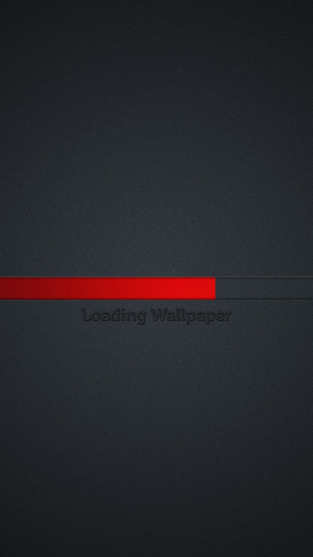 Loading Wallpaper Red Line Grey Background Android Wallpaper …