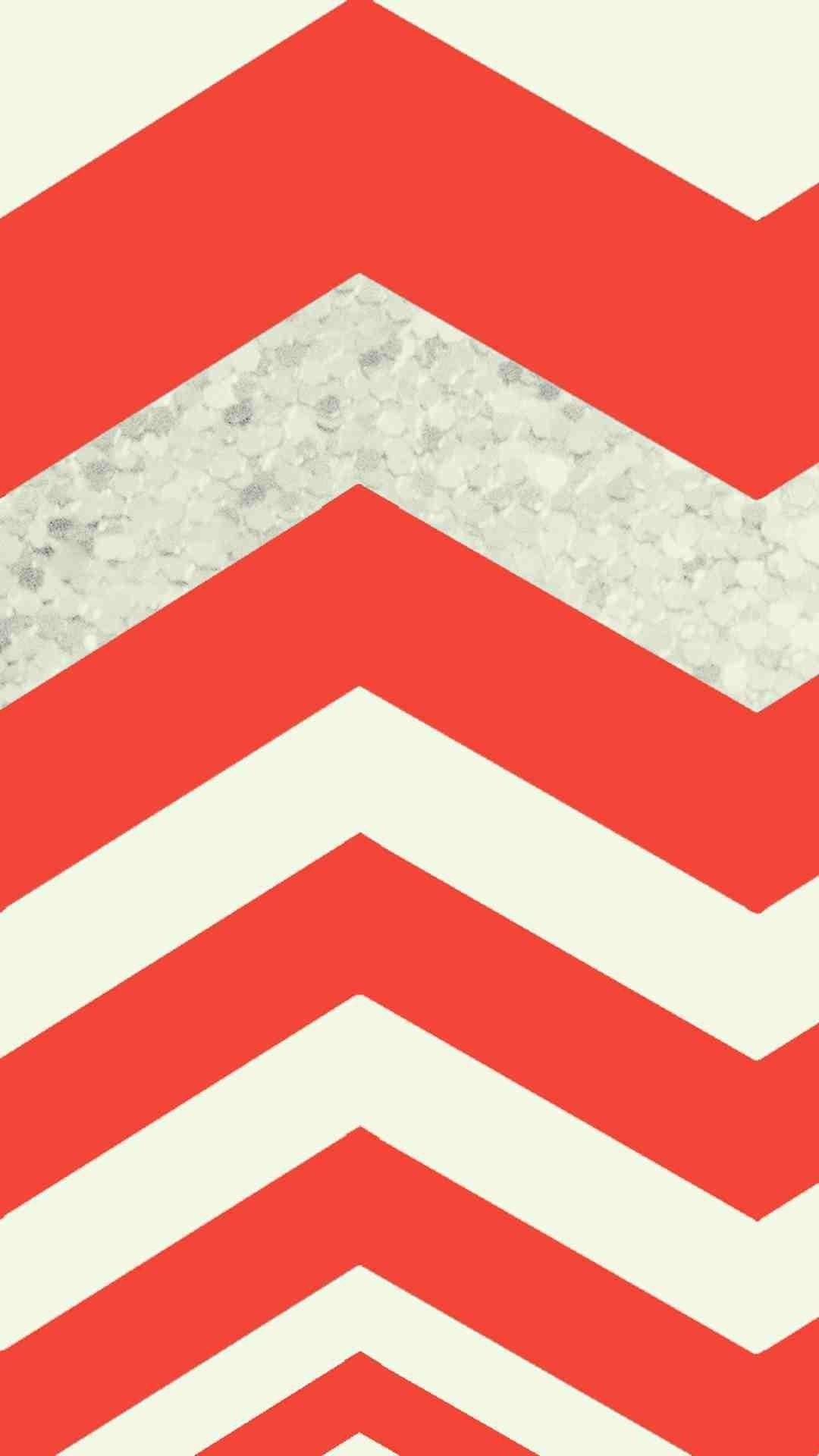 red and grey chevron wallpaper -#main