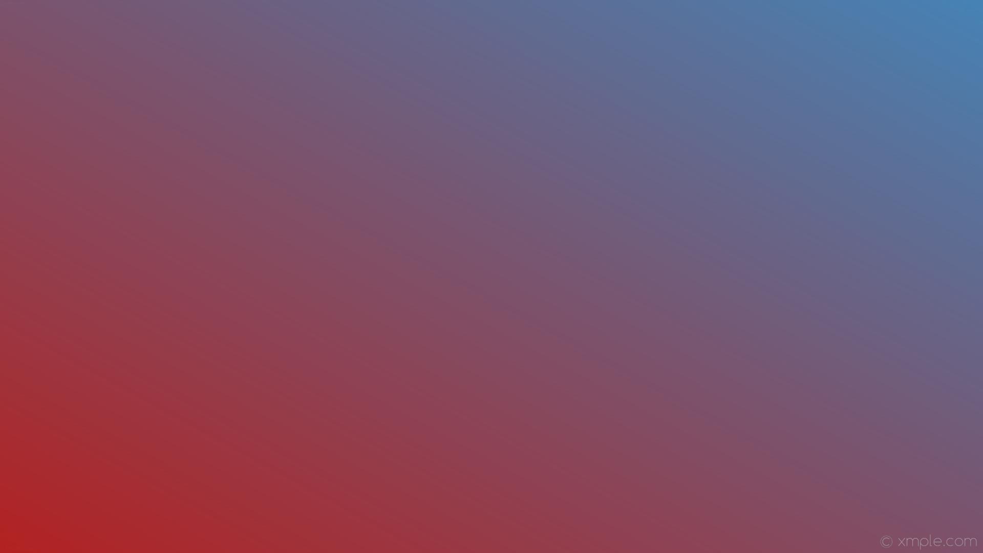 wallpaper gradient linear blue red steel blue fire brick #4682b4 #b22222 30°