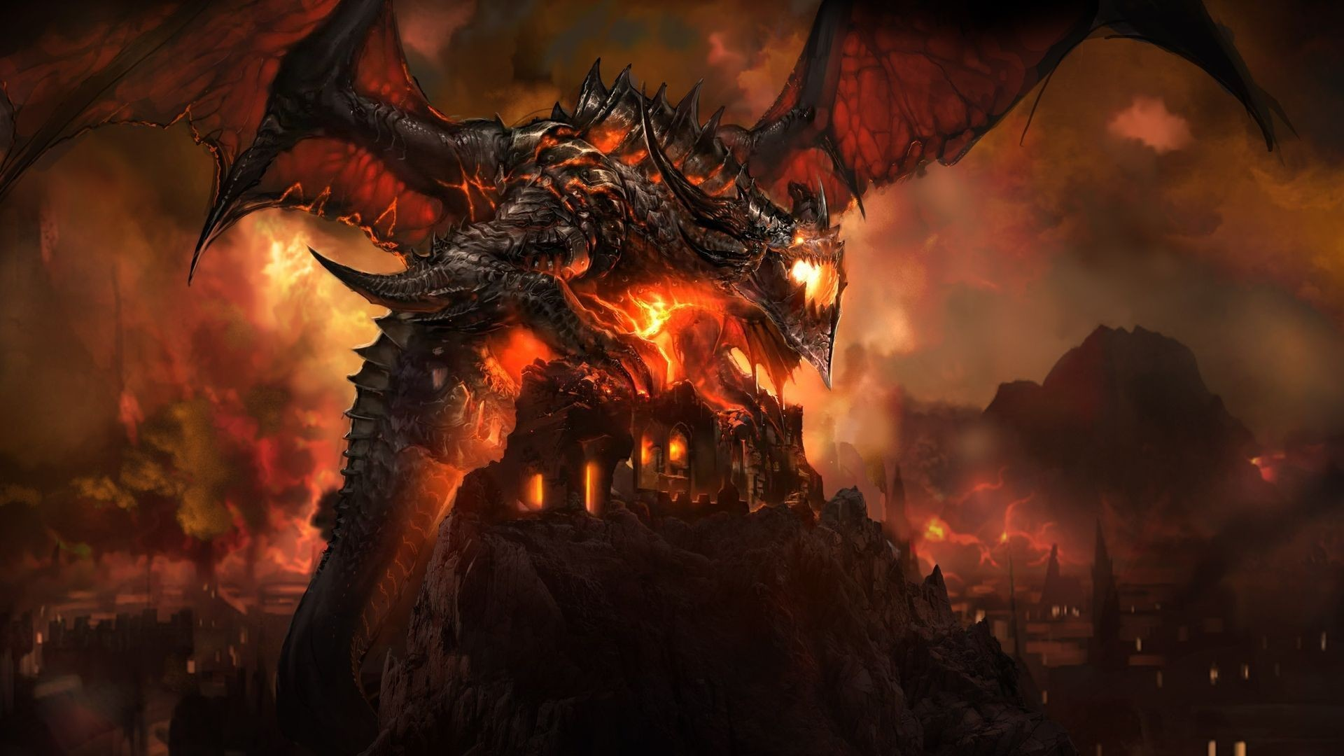 Fire Dragon images