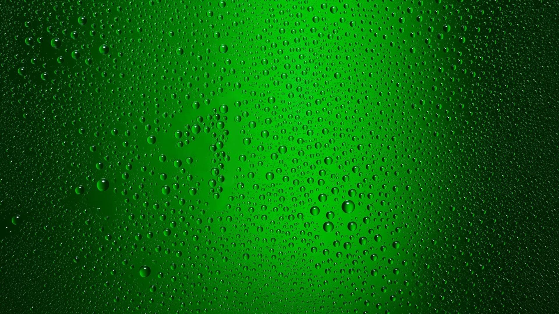 Plain Green Color Wallpaper