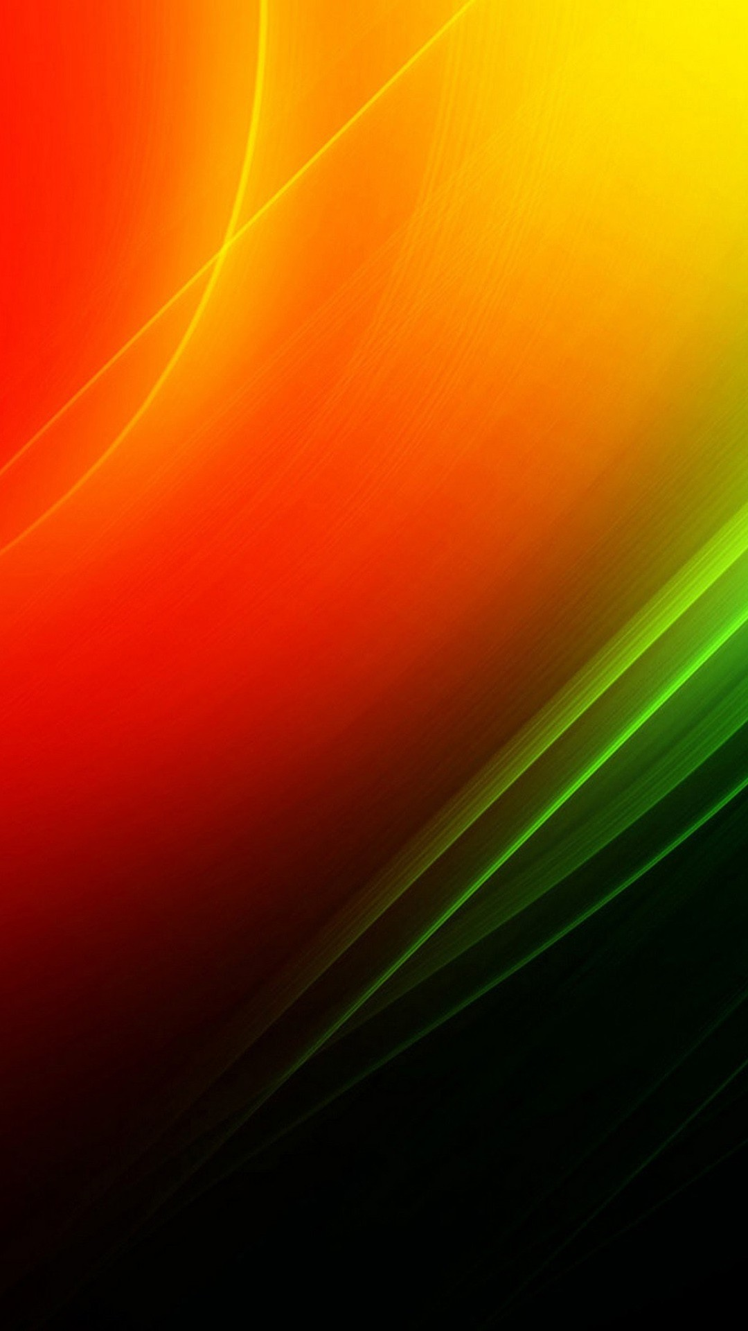 Red and Green color background