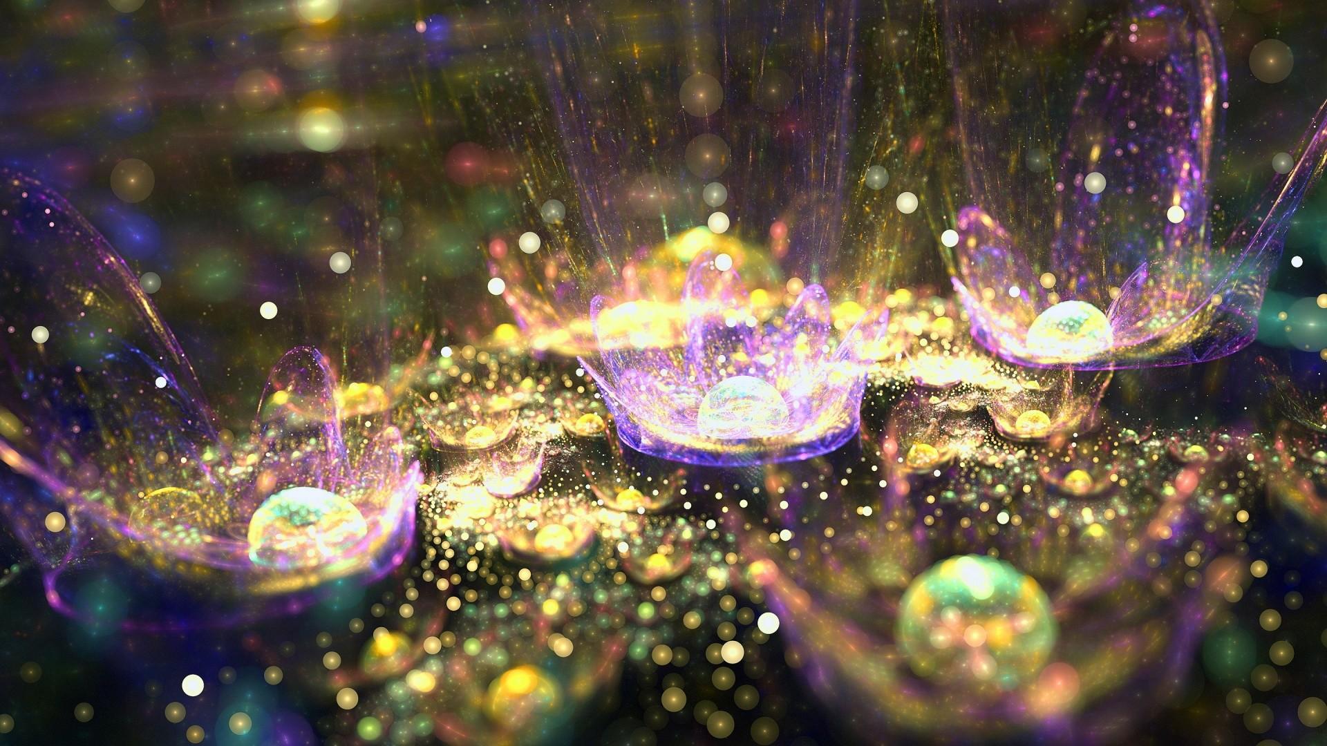 Desktop Download Gold Glitter Wallpaper.