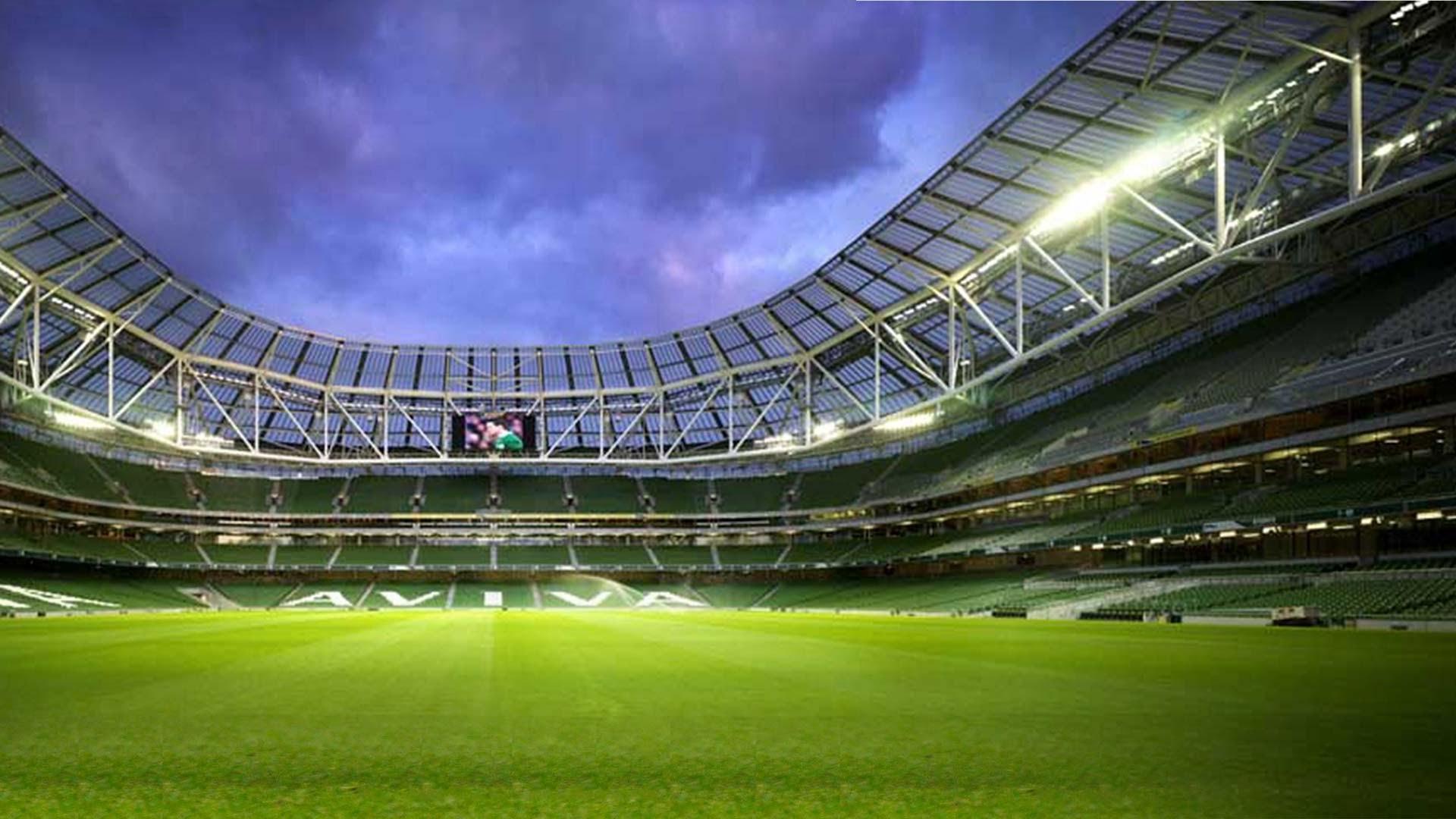 Biggest Football Stadium in the World Maktoum Bin Rashid Al Maktoum Football  Stadium – YouTube