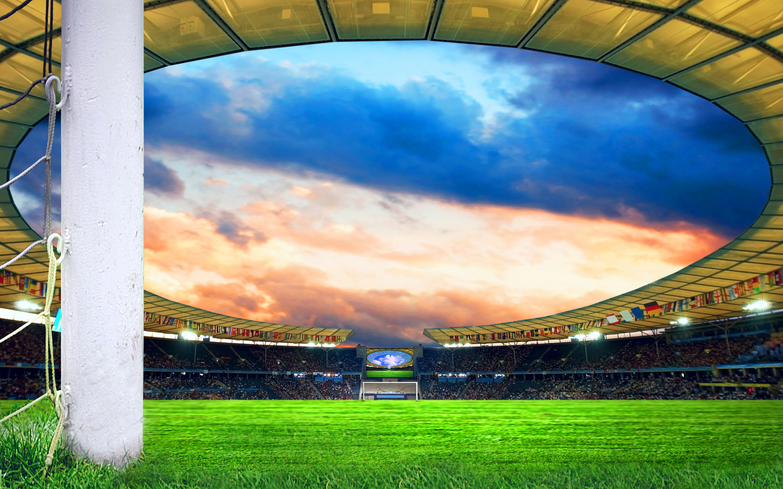 Free Download High quality Outdoor stadium Football .