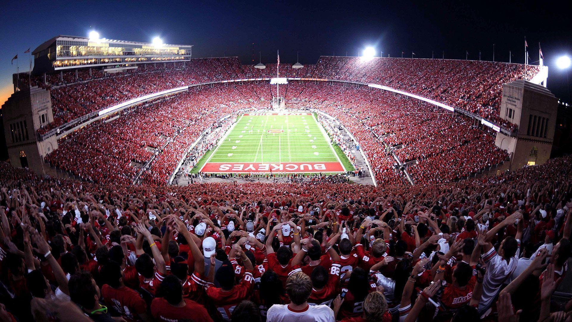 Ohio State Football Stadium Wallpaper – Viewing Gallery