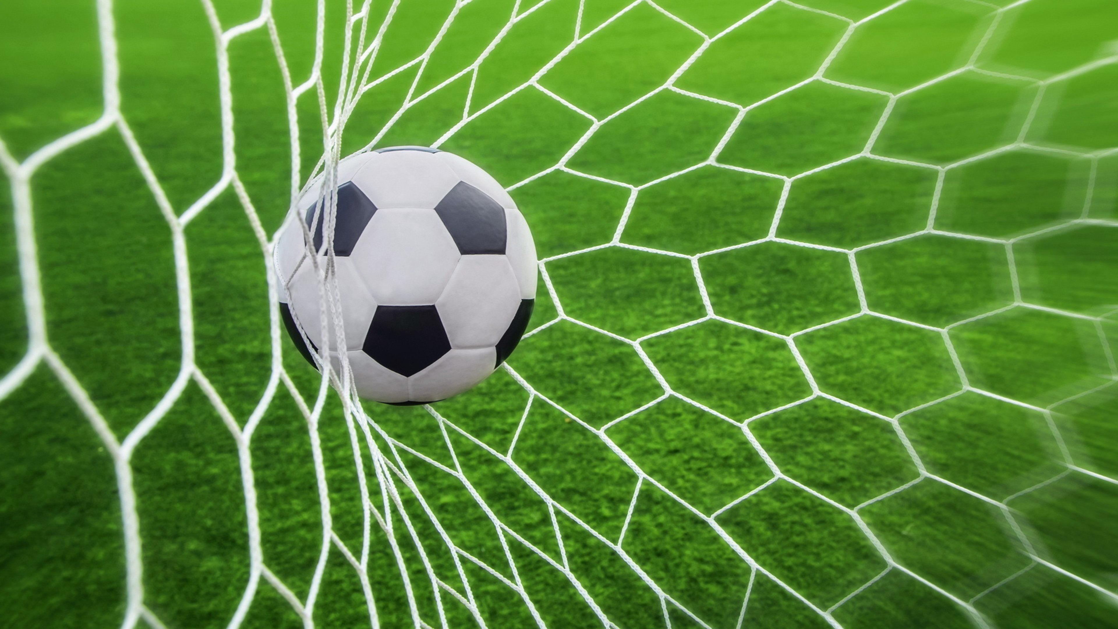 Football Stadium Soccer Pitch Wallpaper HD For Desktop