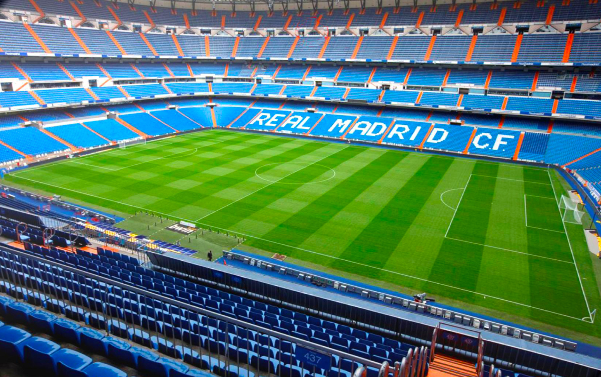 … Cool Real Madrid Stadium Best 1920×1080 Football Wallpaper We Would  Like to Provide Real