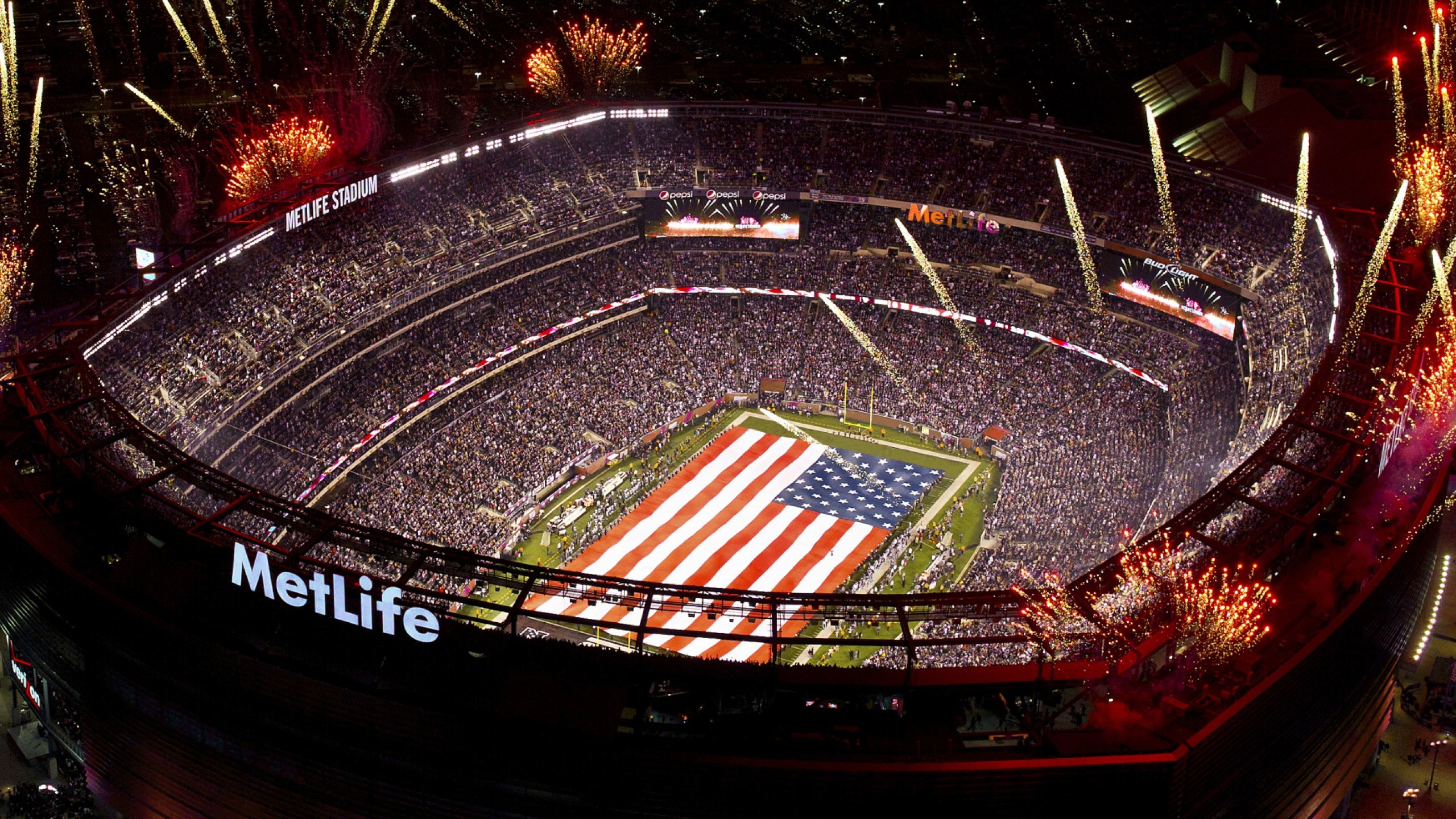 Wallpaper super bowl, 2014, football, american football, stadium