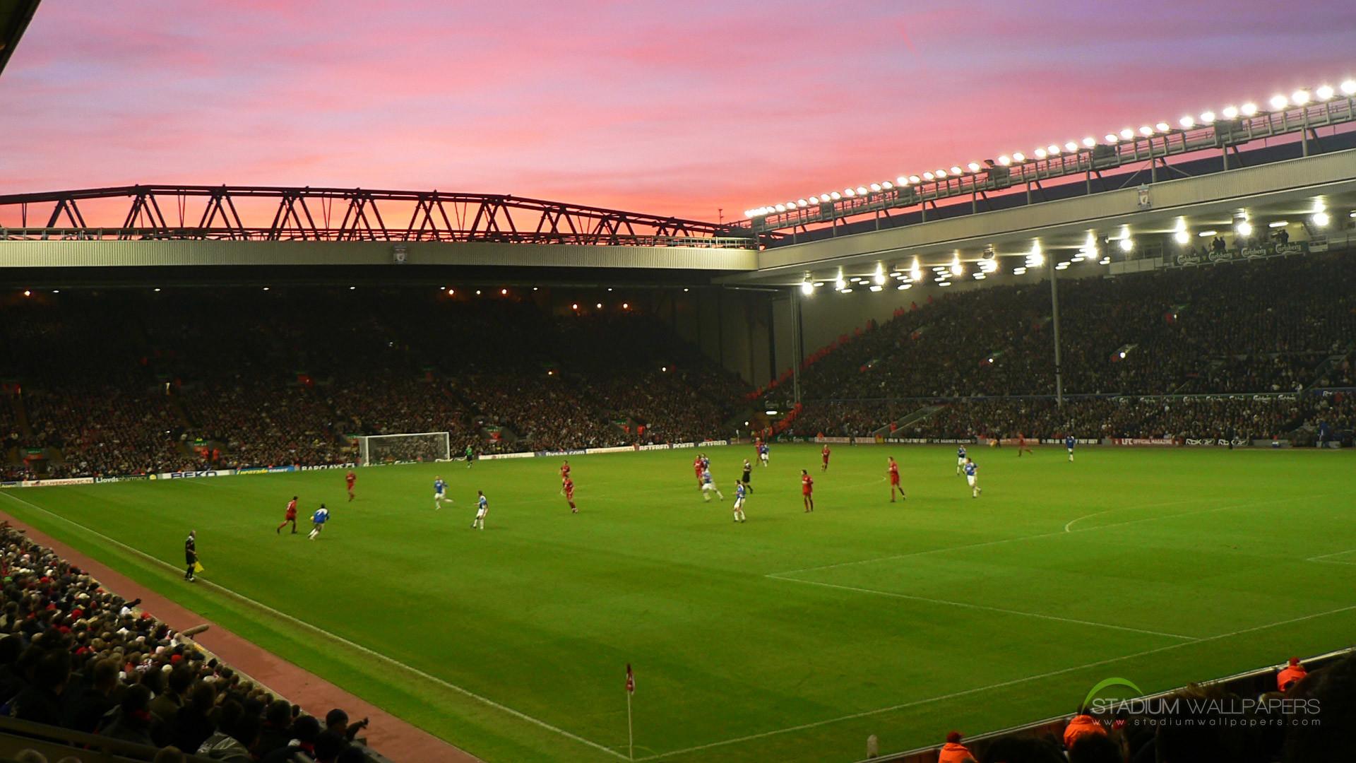 Wallpapersxl Stadium Liverpool Anfield 469797 1920×1080
