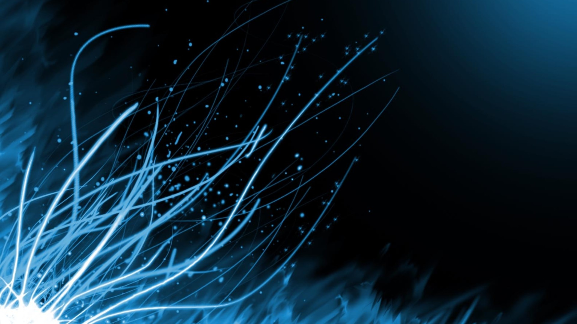 Black And Blue Abstract Backgrounds Abstract