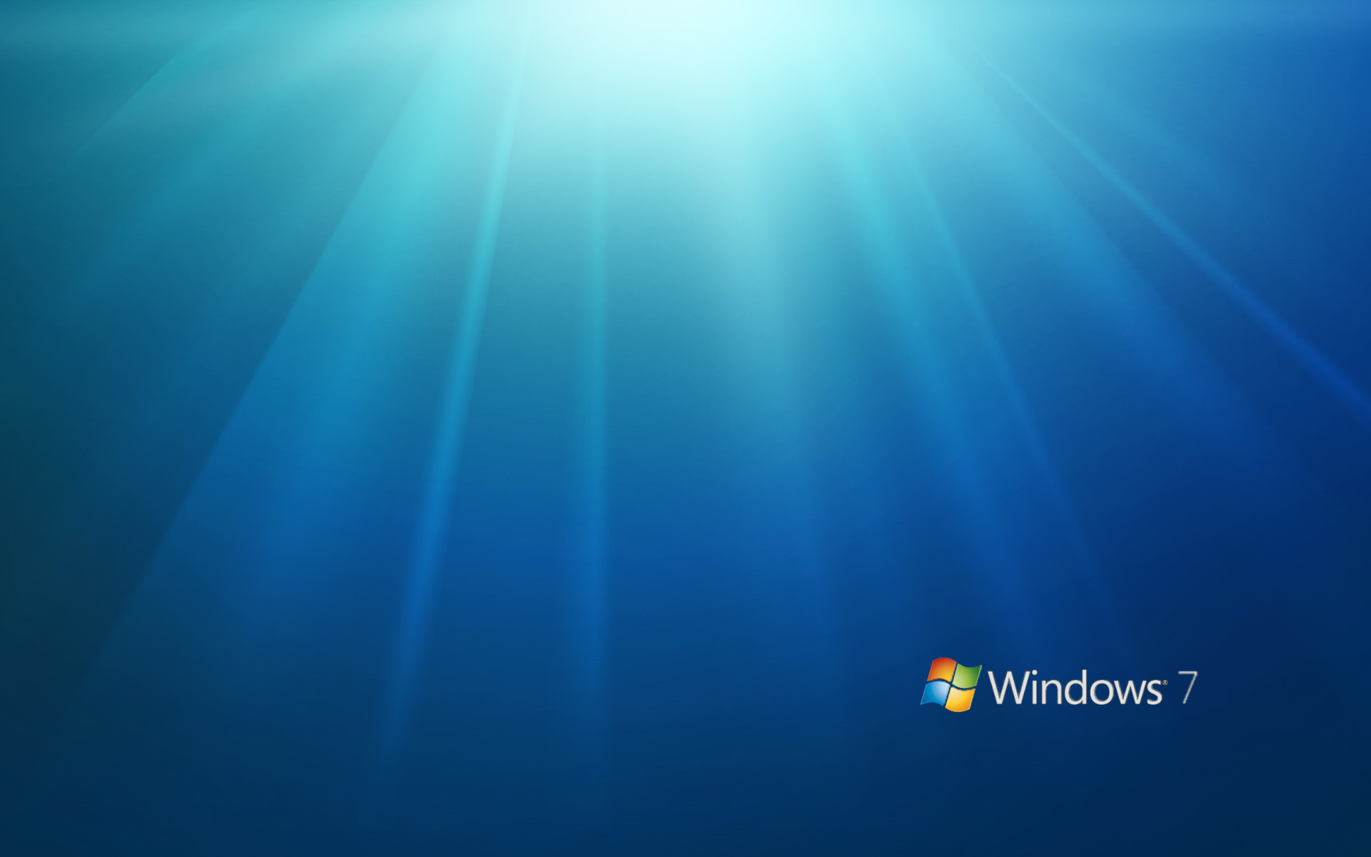 I have tweaked the official Windows 7 wallpaper which was seen running on  the machines at PDC 2008. The cool-blue wavy wallpaper now carries the  official …